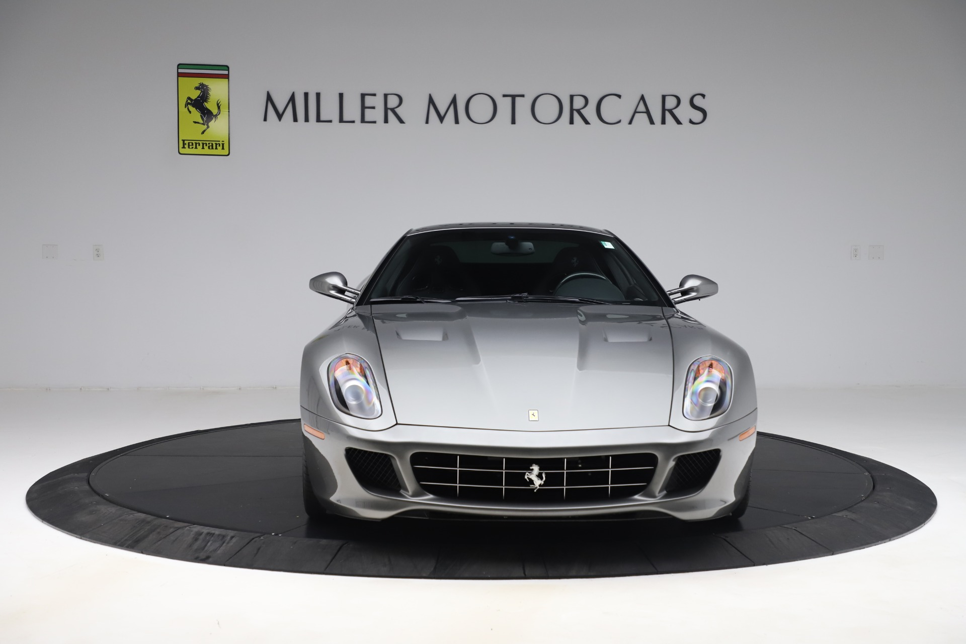 Used 2010 Ferrari 599 GTB Fiorano HGTE For Sale In Westport, CT 3544_p12