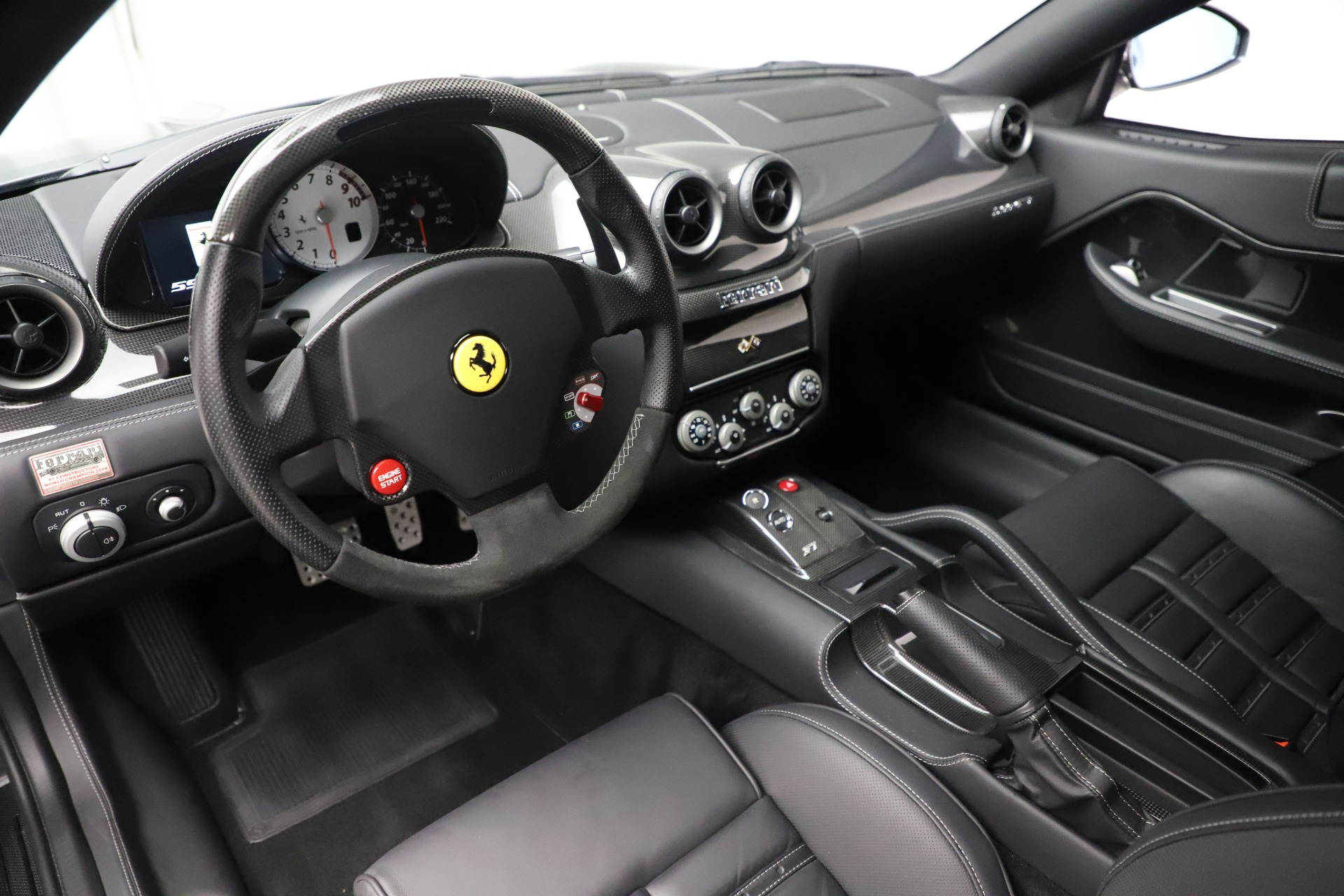 Used 2010 Ferrari 599 GTB Fiorano HGTE For Sale In Westport, CT 3544_p13