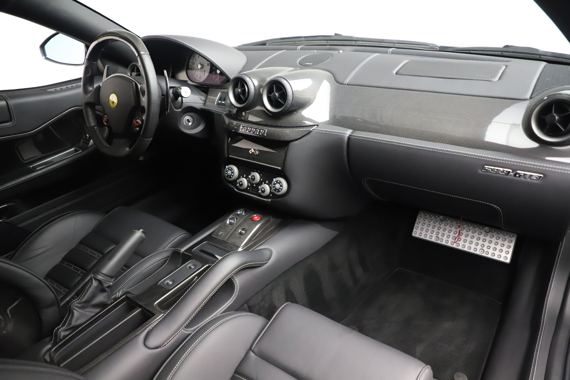 Used 2010 Ferrari 599 GTB Fiorano HGTE For Sale In Westport, CT 3544_p16
