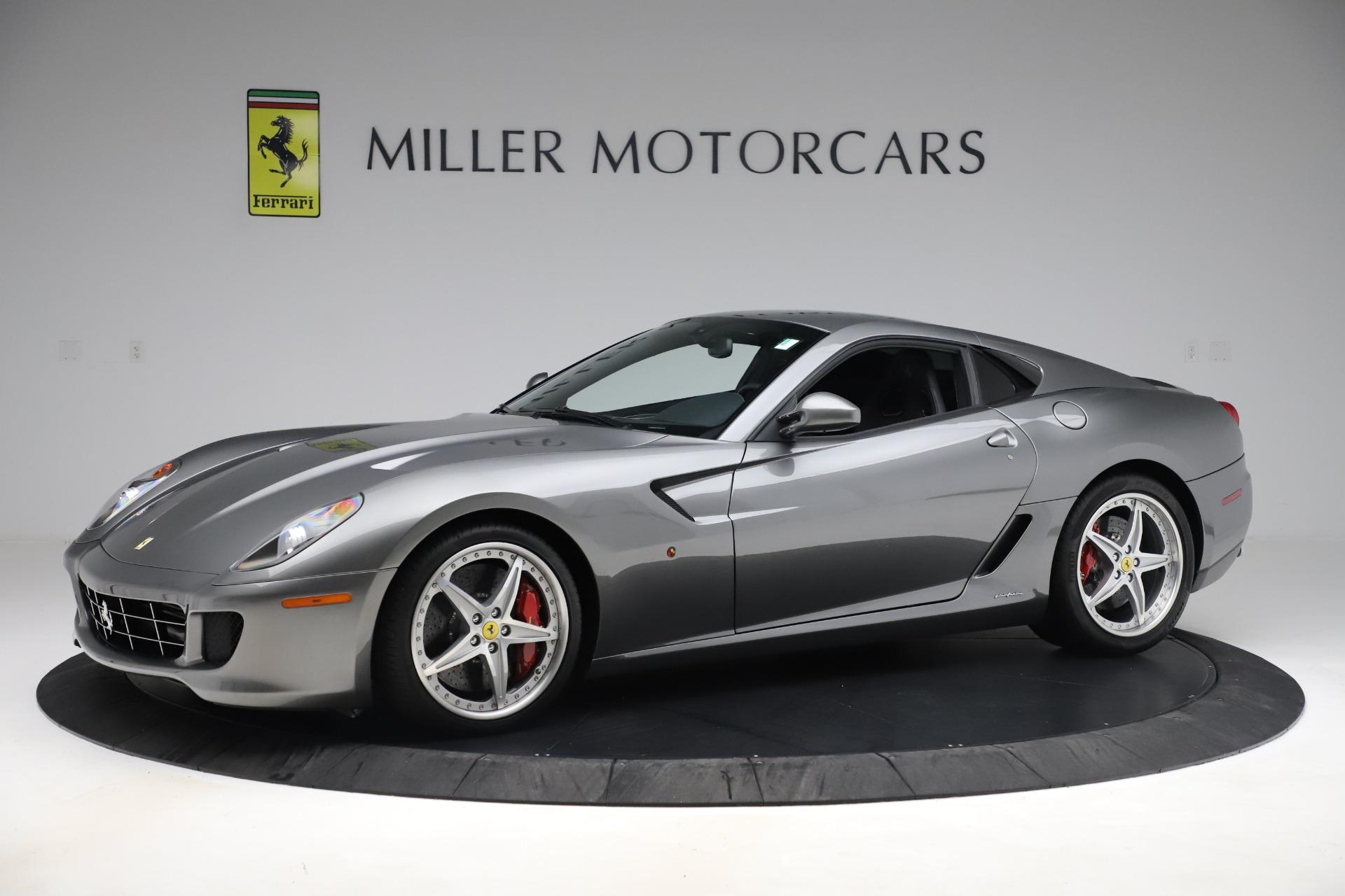 Used 2010 Ferrari 599 GTB Fiorano HGTE For Sale In Westport, CT 3544_p2