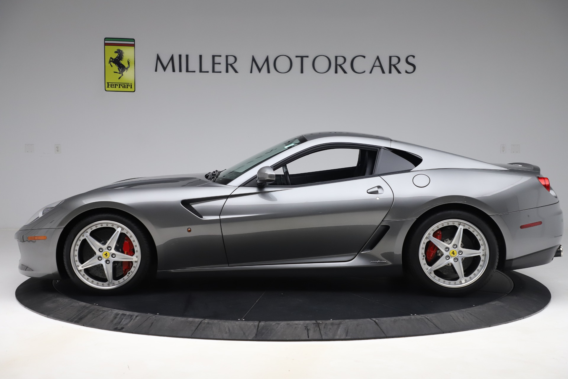 Used 2010 Ferrari 599 GTB Fiorano HGTE For Sale In Westport, CT 3544_p3