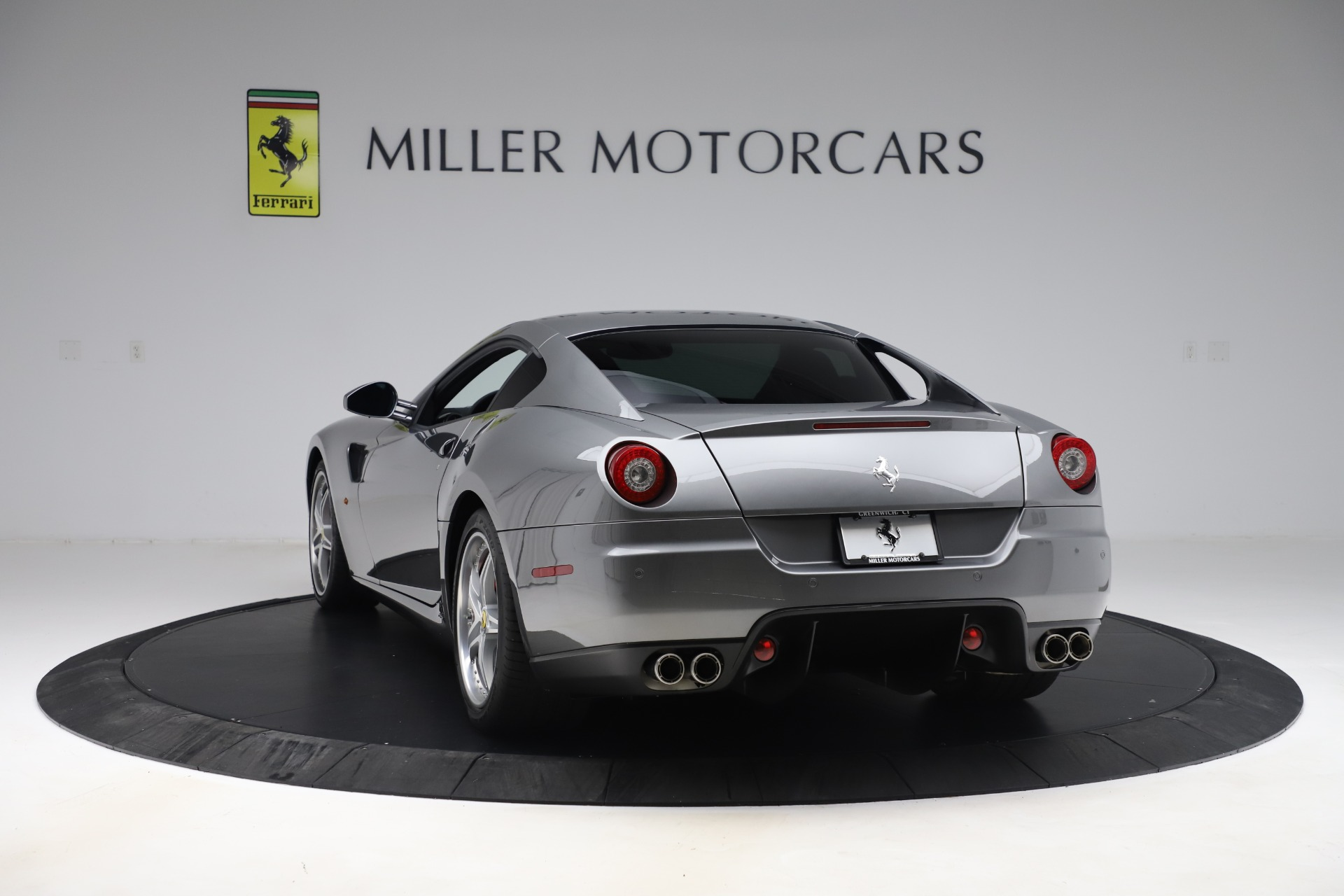 Used 2010 Ferrari 599 GTB Fiorano HGTE For Sale In Westport, CT 3544_p5