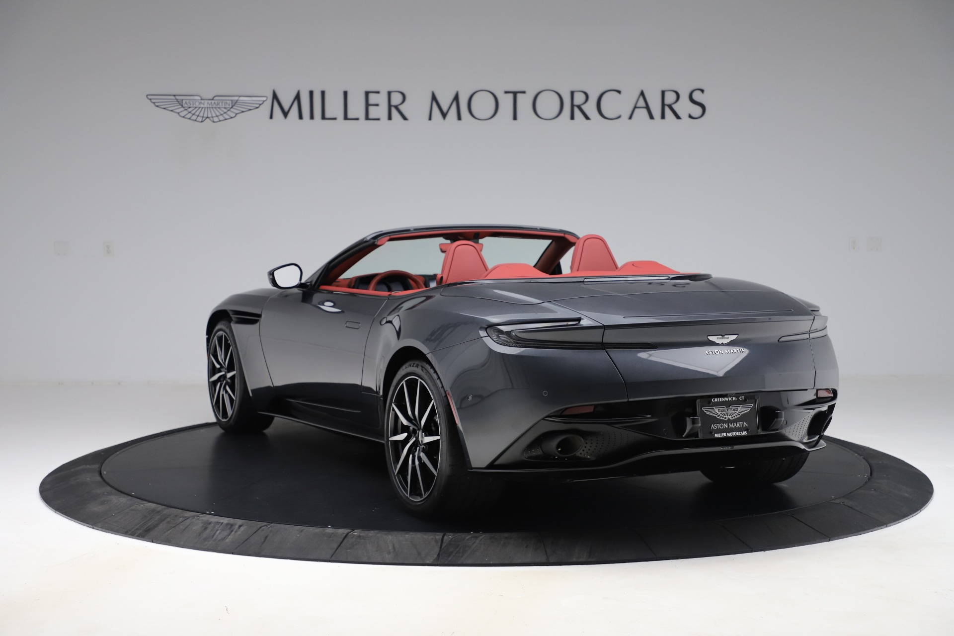 New 2020 Aston Martin DB11 V8 For Sale In Westport, CT 3546_p4