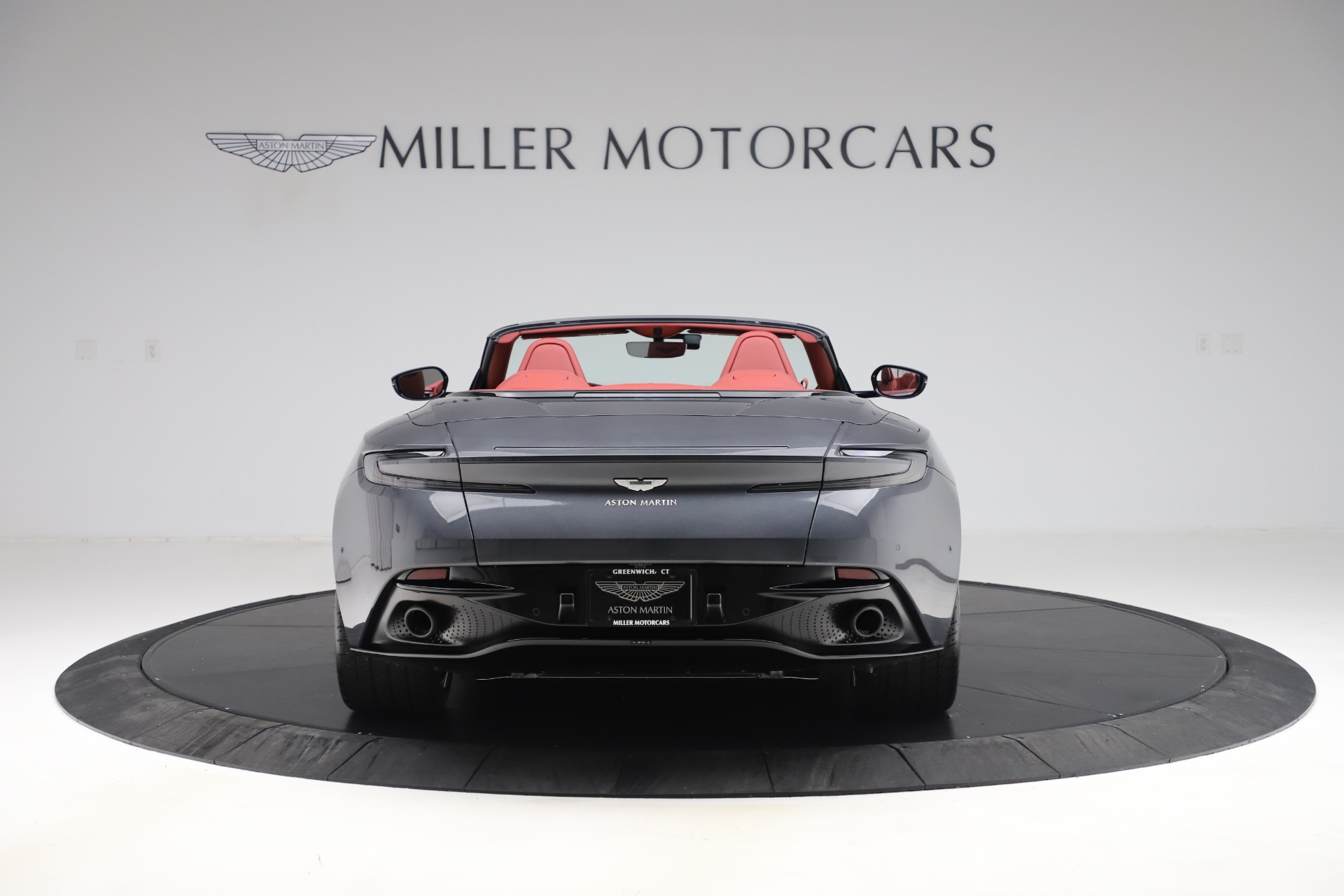 New 2020 Aston Martin DB11 V8 For Sale In Westport, CT 3546_p5