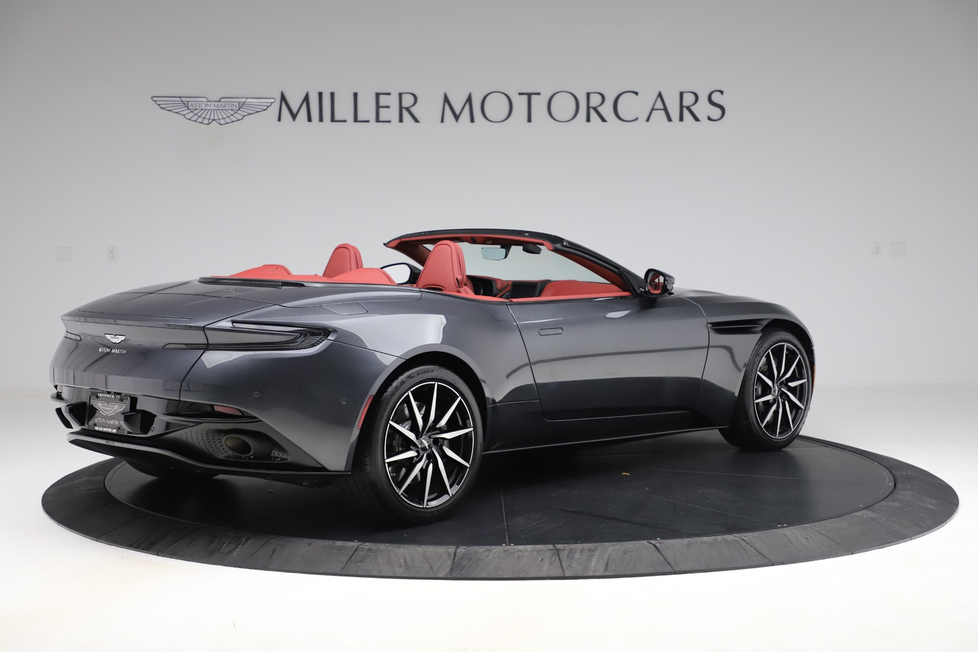 New 2020 Aston Martin DB11 V8 For Sale In Westport, CT 3546_p7