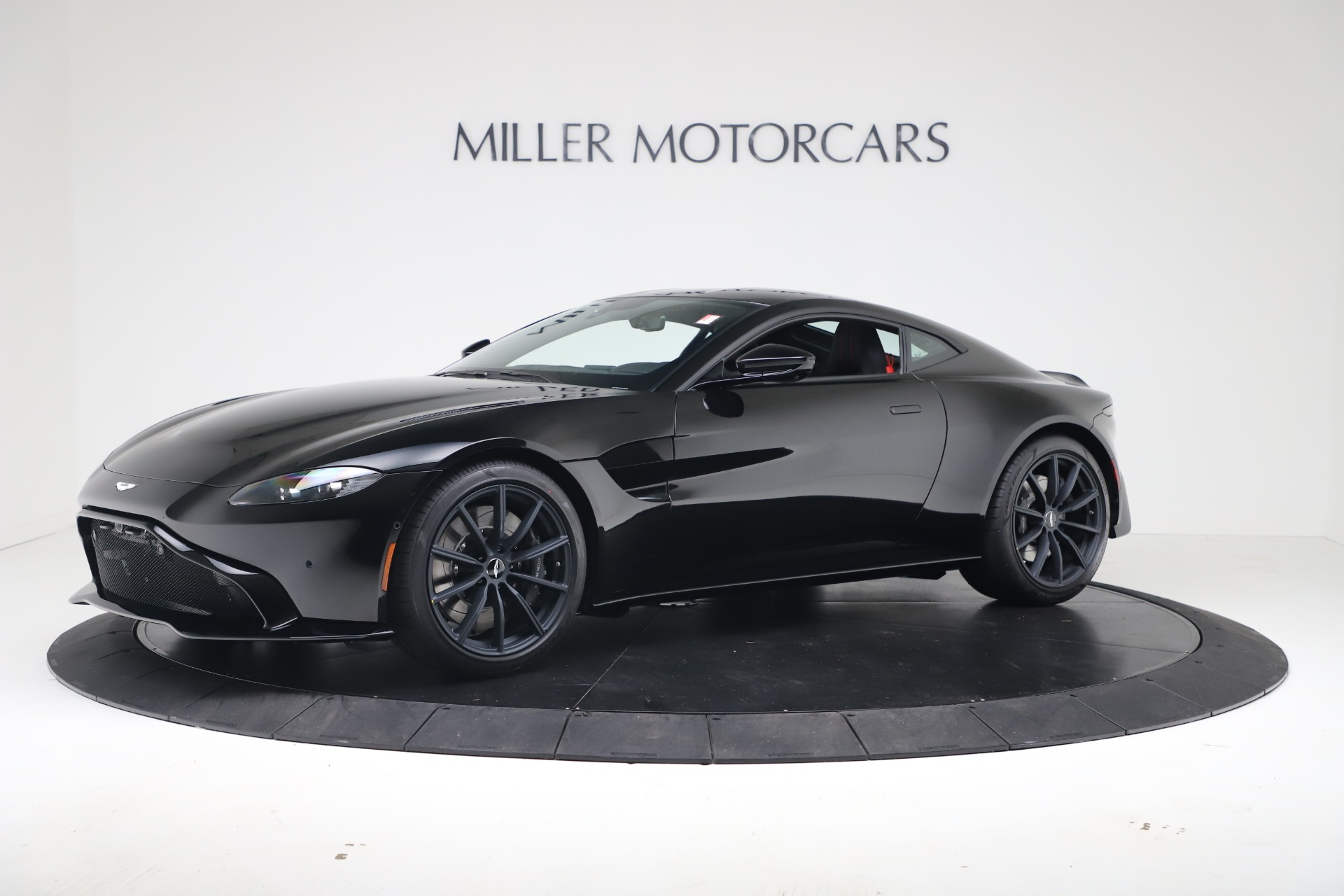New 2020 Aston Martin Vantage Coupe For Sale In Westport, CT 3547_main