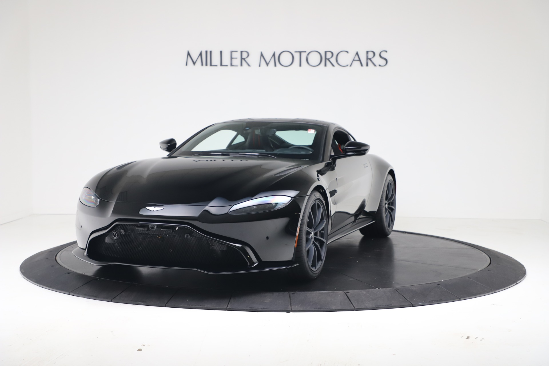New 2020 Aston Martin Vantage Coupe For Sale In Westport, CT 3547_p2
