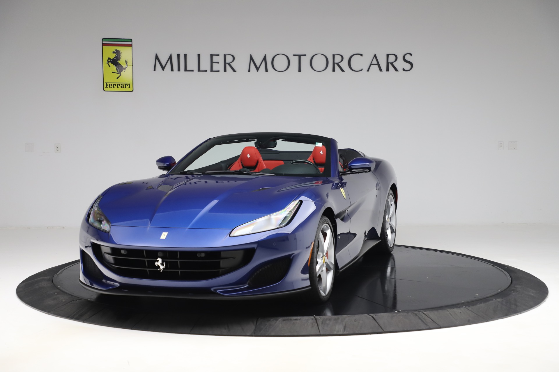 Used 2019 Ferrari Portofino  For Sale In Westport, CT 3548_main