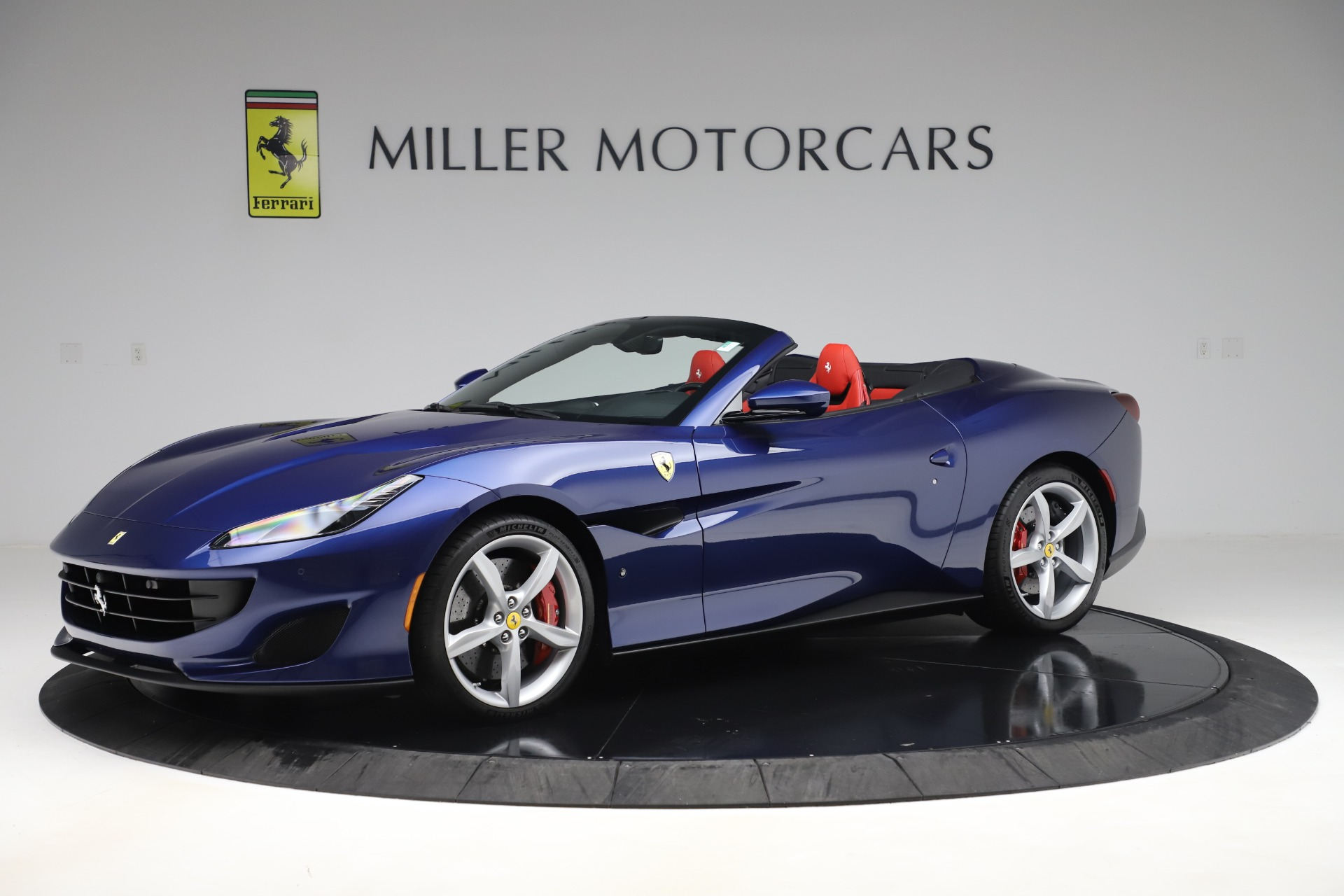 Used 2019 Ferrari Portofino  For Sale In Westport, CT 3548_p2