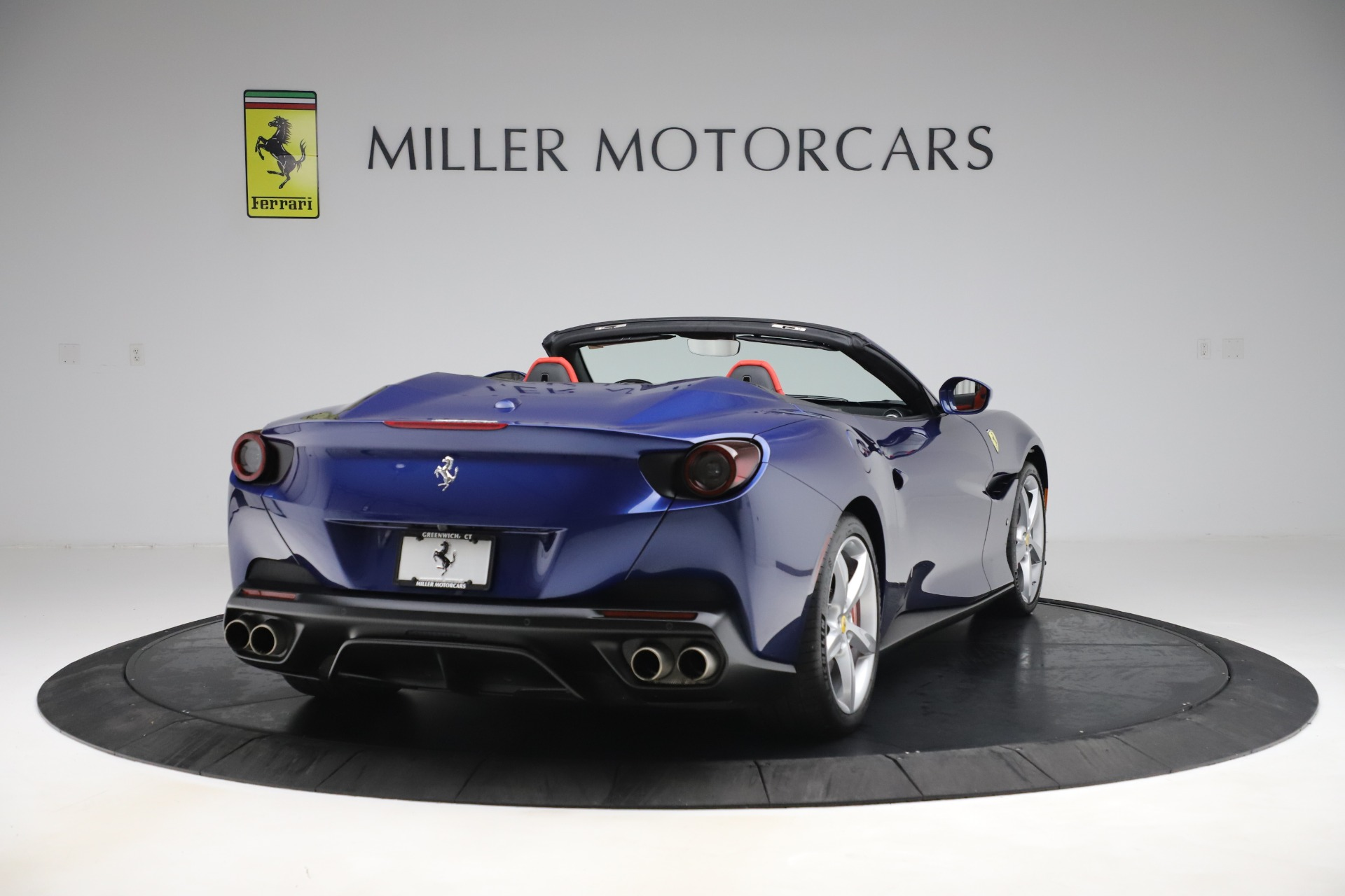 Used 2019 Ferrari Portofino  For Sale In Westport, CT 3548_p7