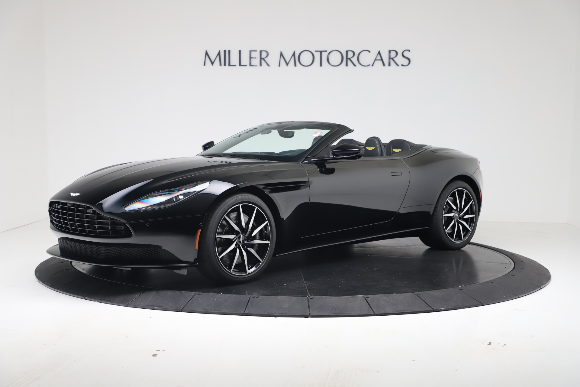 New 2020 Aston Martin DB11 V8 For Sale In Westport, CT 3549_main