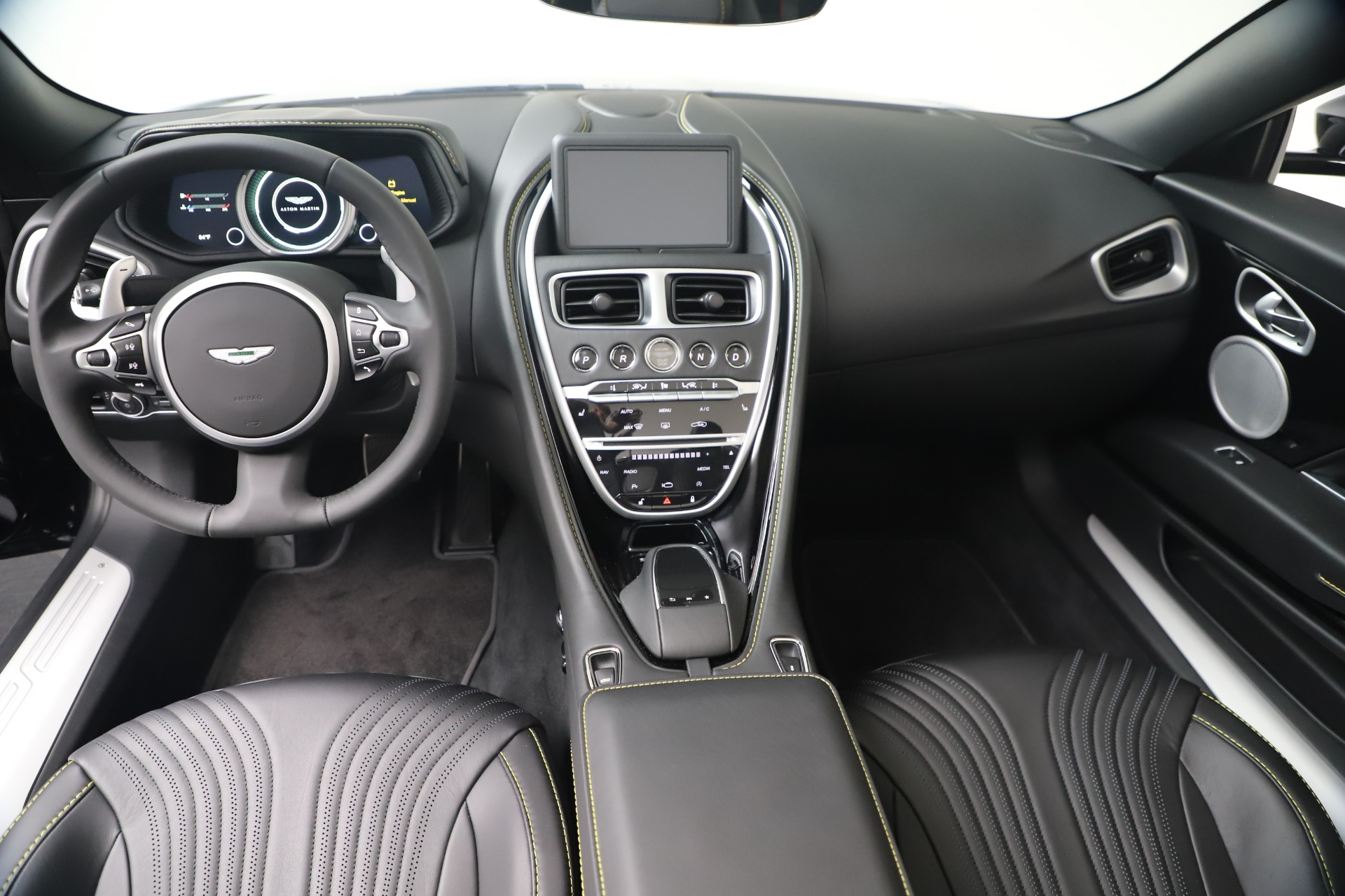 New 2020 Aston Martin DB11 V8 For Sale In Westport, CT 3549_p20