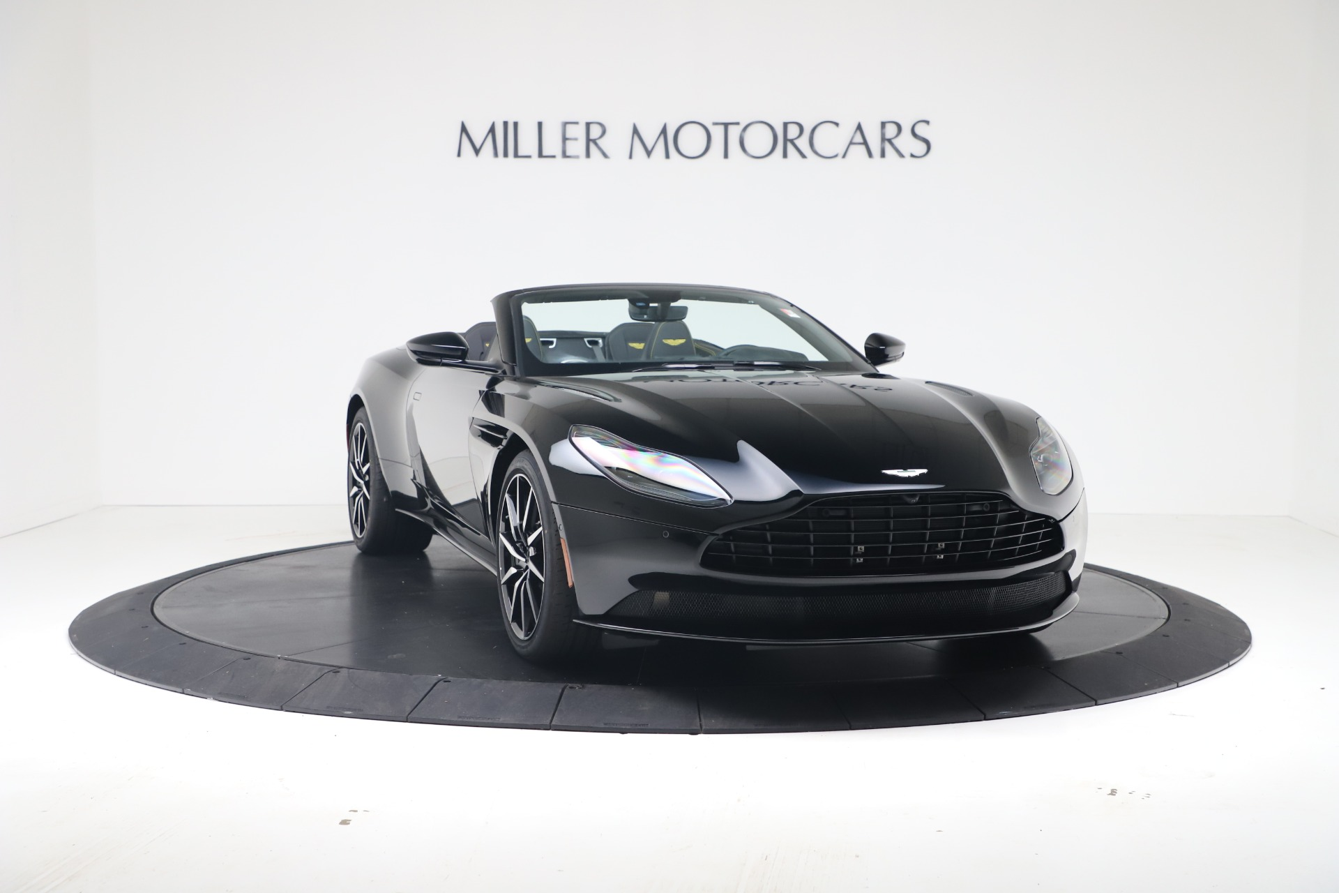 New 2020 Aston Martin DB11 V8 For Sale In Westport, CT 3549_p4
