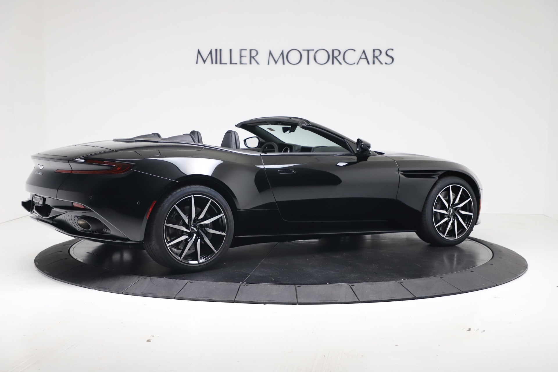 New 2020 Aston Martin DB11 V8 For Sale In Westport, CT 3549_p7