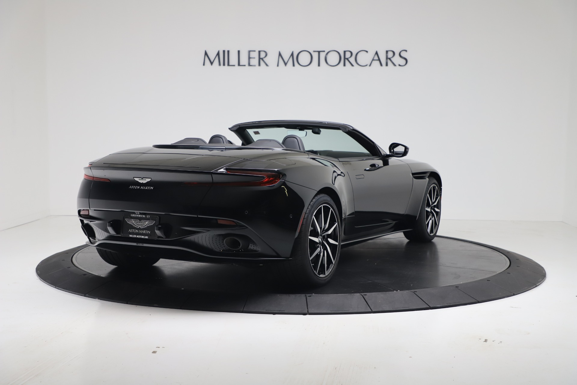 New 2020 Aston Martin DB11 V8 For Sale In Westport, CT 3549_p8