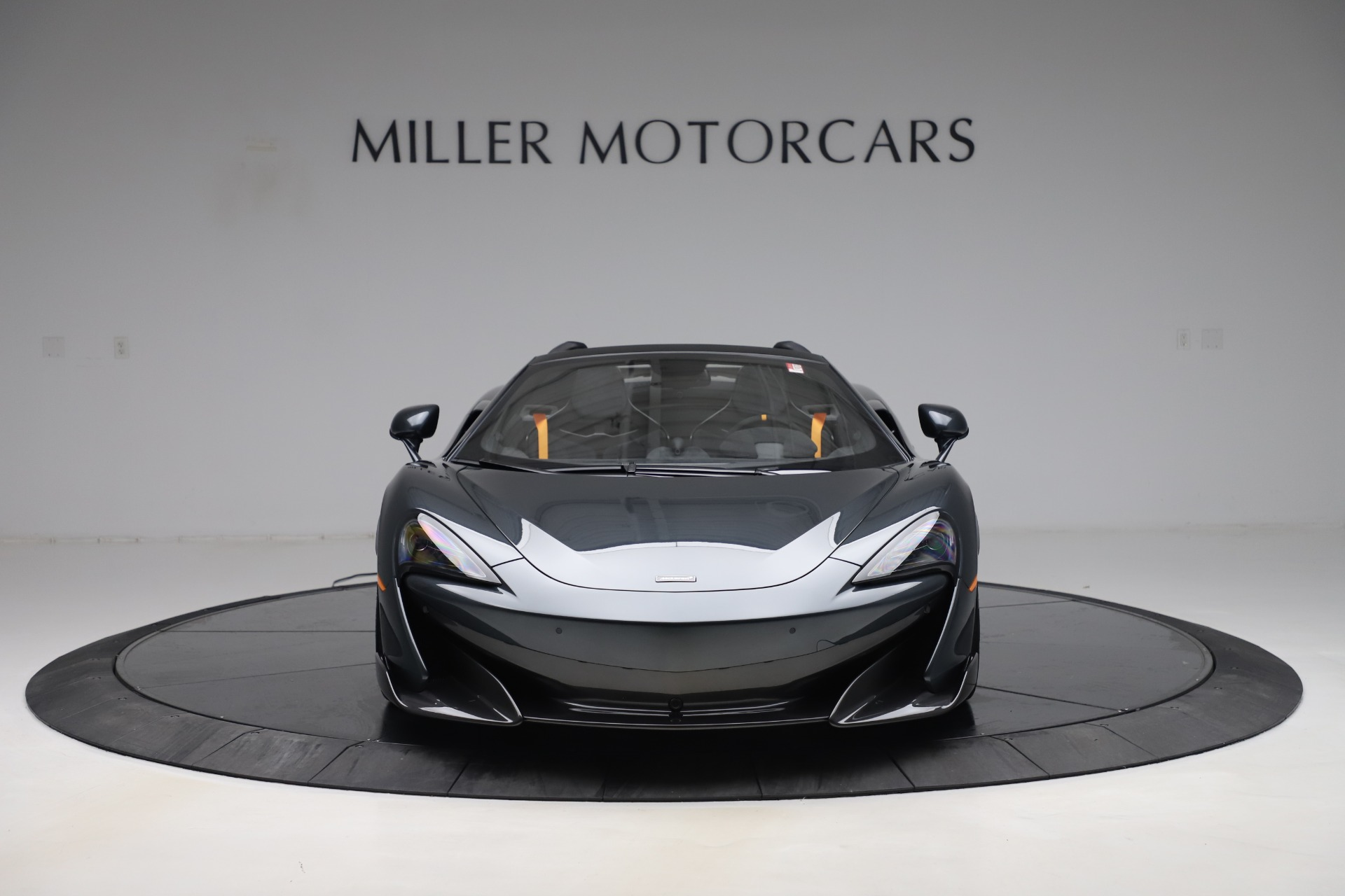 New 2020 McLaren 600LT Spider  For Sale In Westport, CT 3552_p11