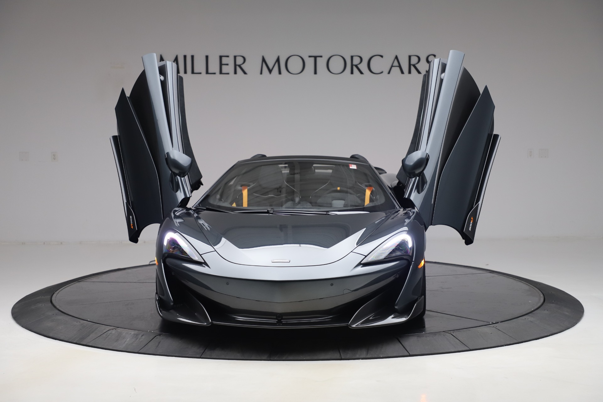 New 2020 McLaren 600LT Spider  For Sale In Westport, CT 3552_p12