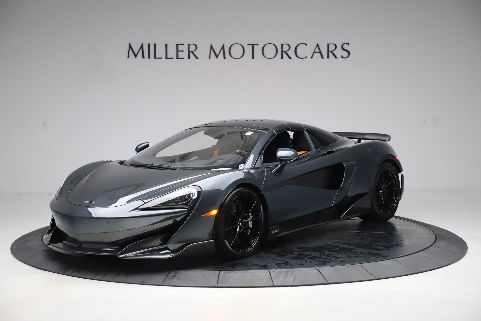 New 2020 McLaren 600LT Spider  For Sale In Westport, CT 3552_p14
