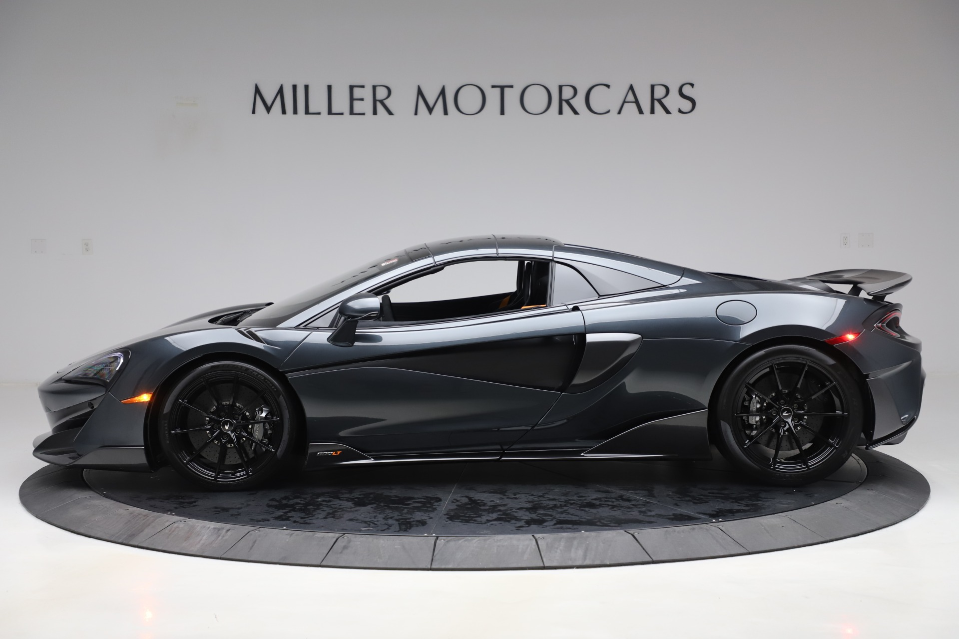 New 2020 McLaren 600LT Spider  For Sale In Westport, CT 3552_p15