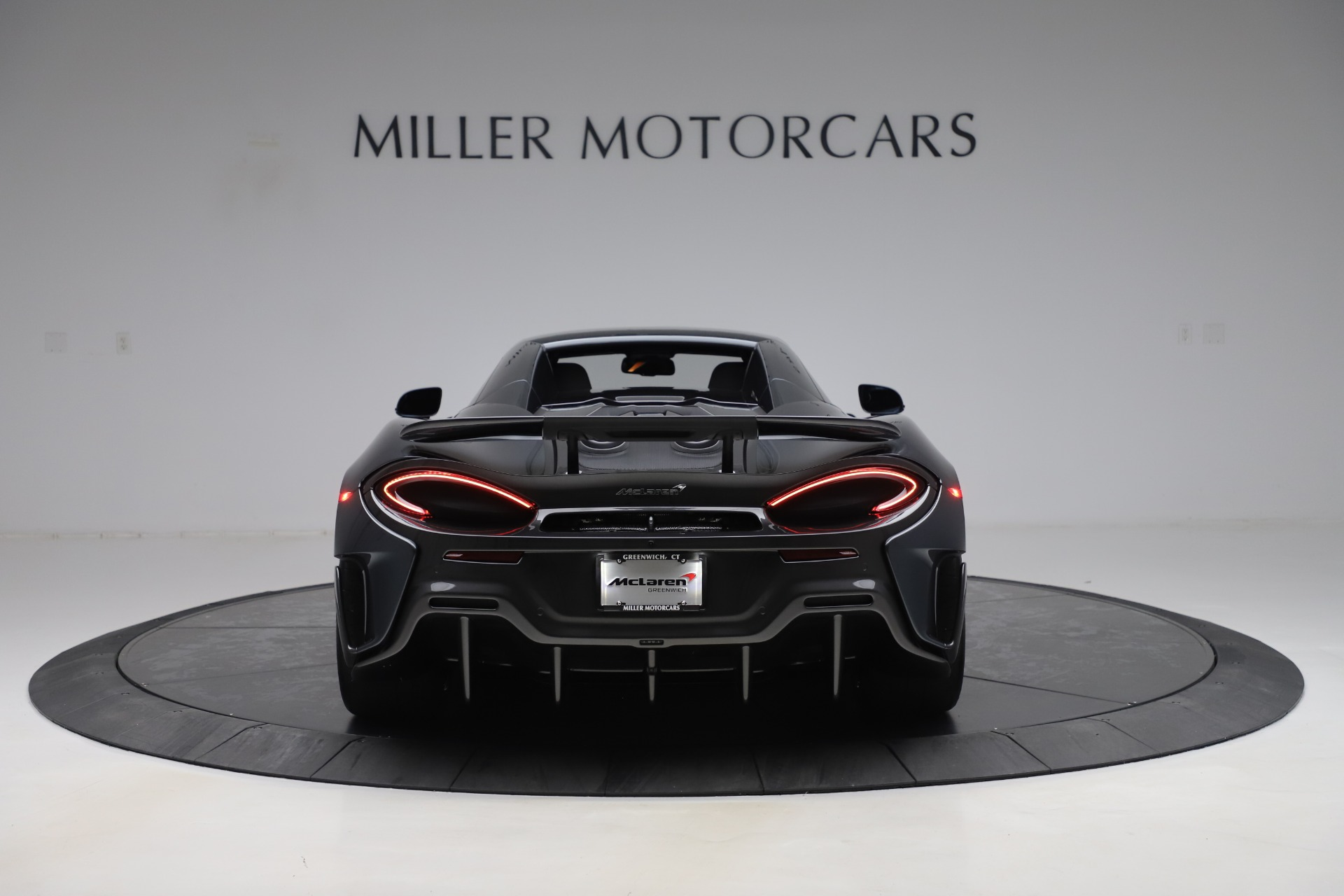 New 2020 McLaren 600LT Spider  For Sale In Westport, CT 3552_p17