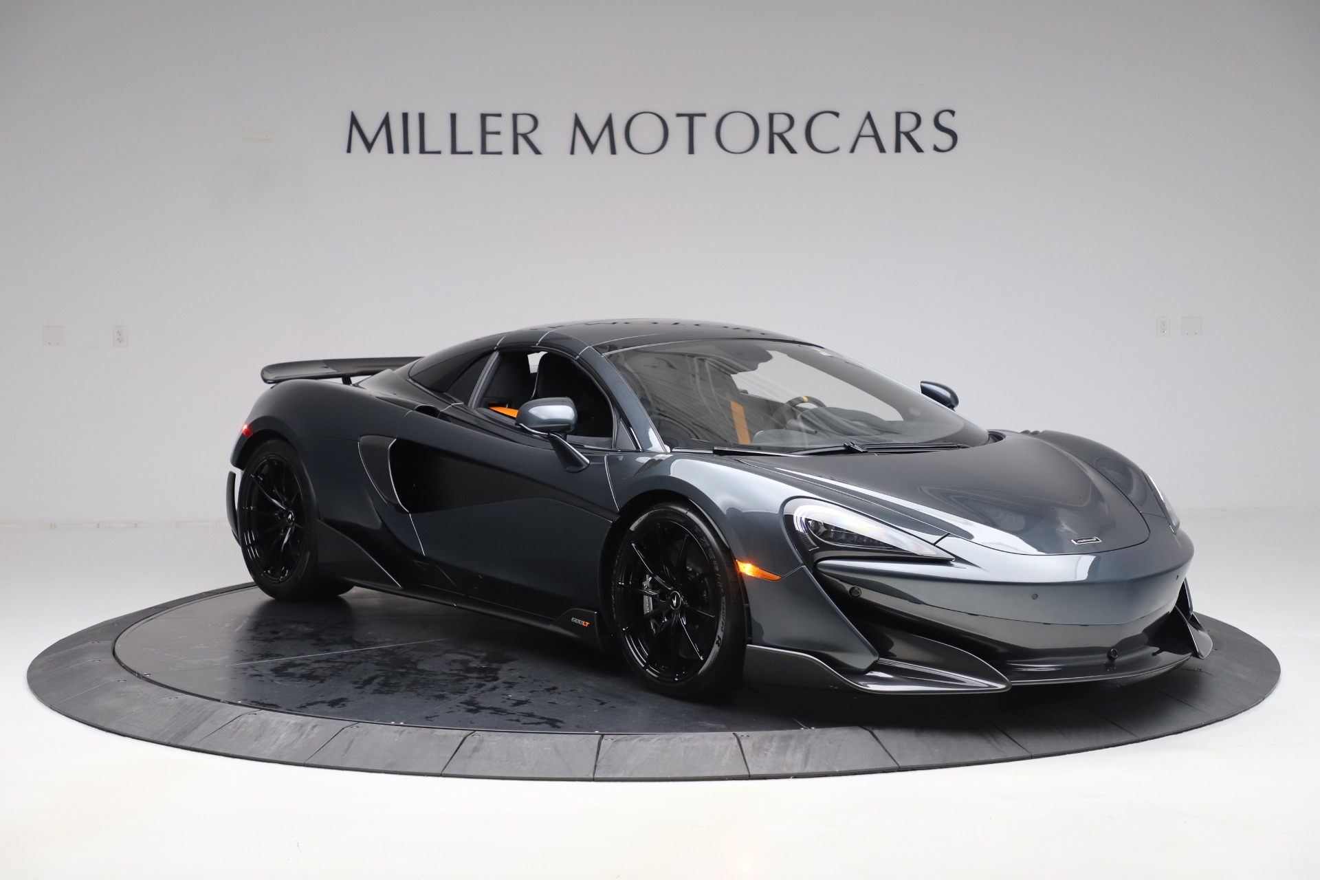 New 2020 McLaren 600LT Spider  For Sale In Westport, CT 3552_p20
