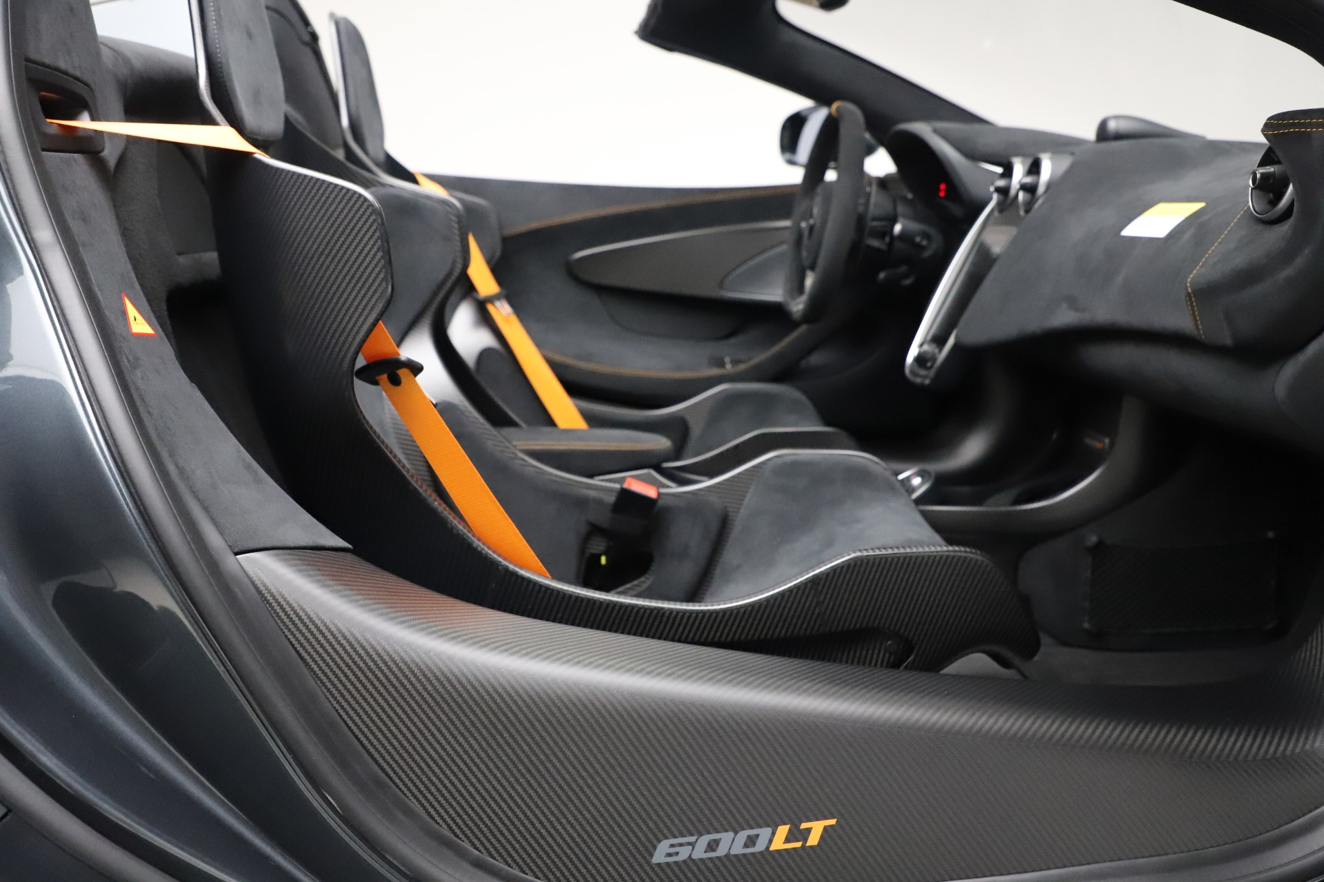 New 2020 McLaren 600LT Spider  For Sale In Westport, CT 3552_p27