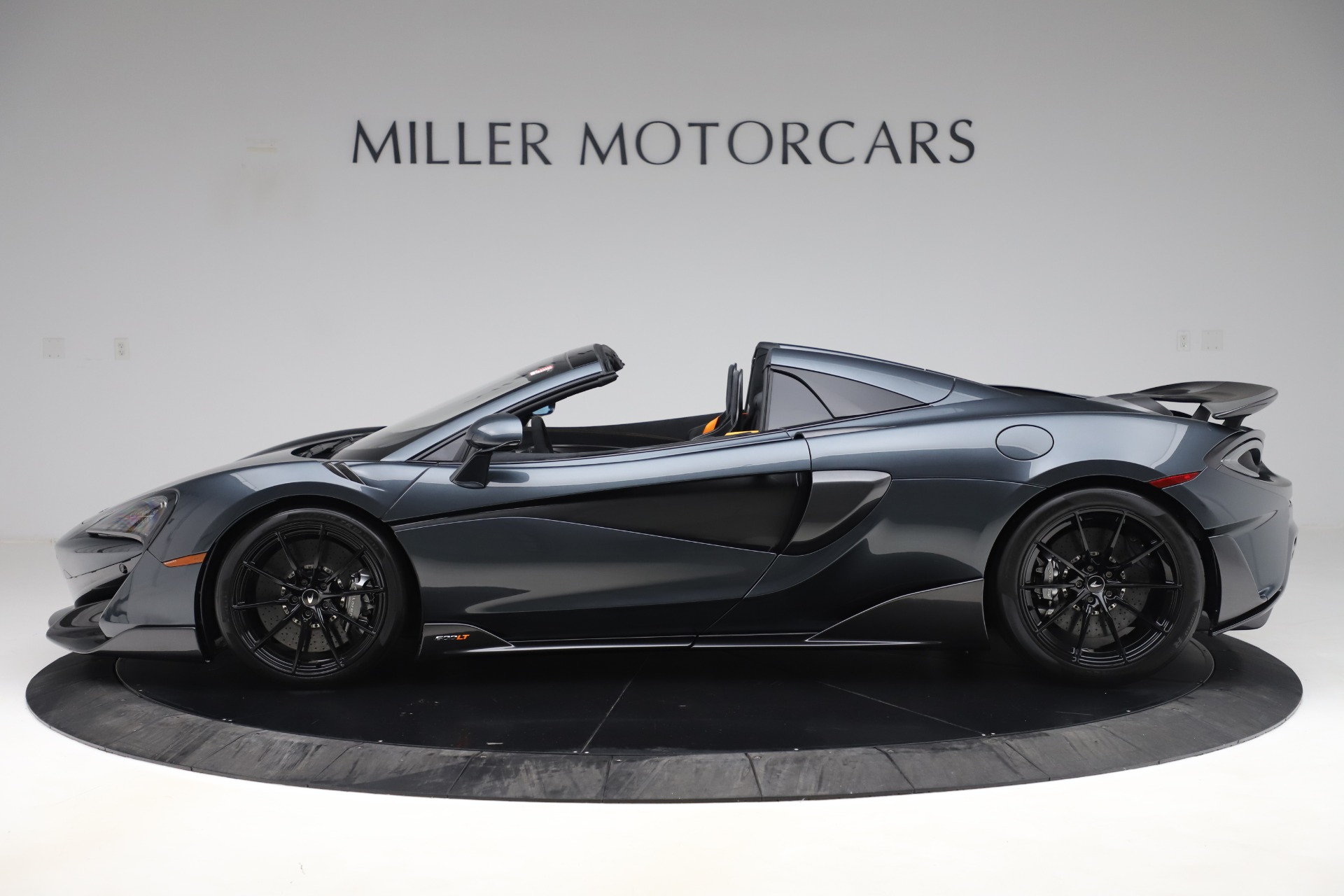 New 2020 McLaren 600LT Spider  For Sale In Westport, CT 3552_p2