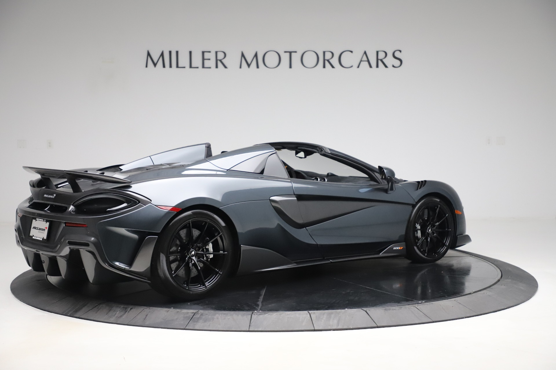 New 2020 McLaren 600LT Spider  For Sale In Westport, CT 3552_p7