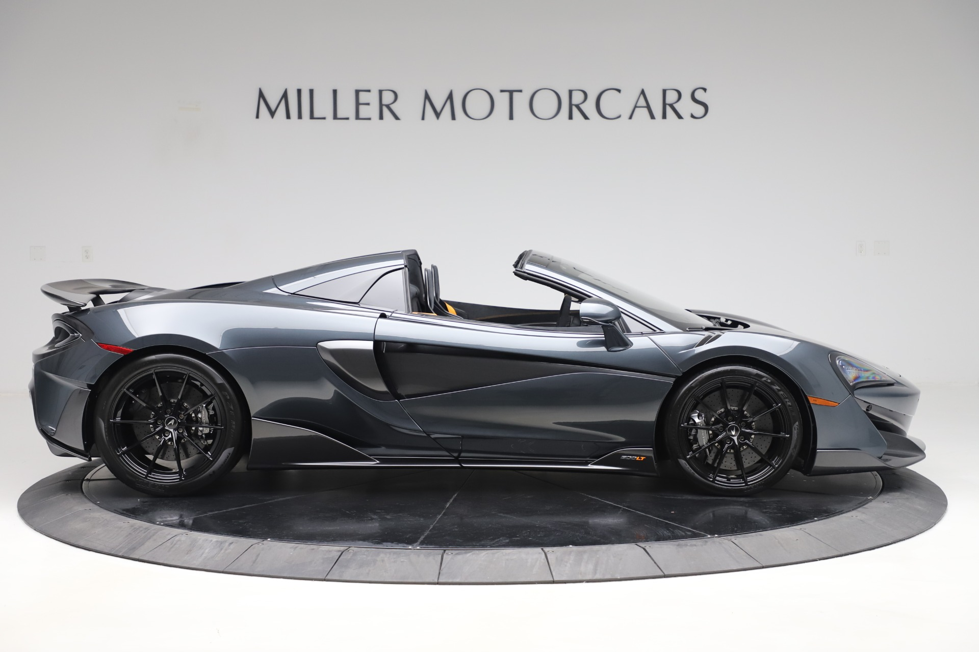 New 2020 McLaren 600LT Spider  For Sale In Westport, CT 3552_p8