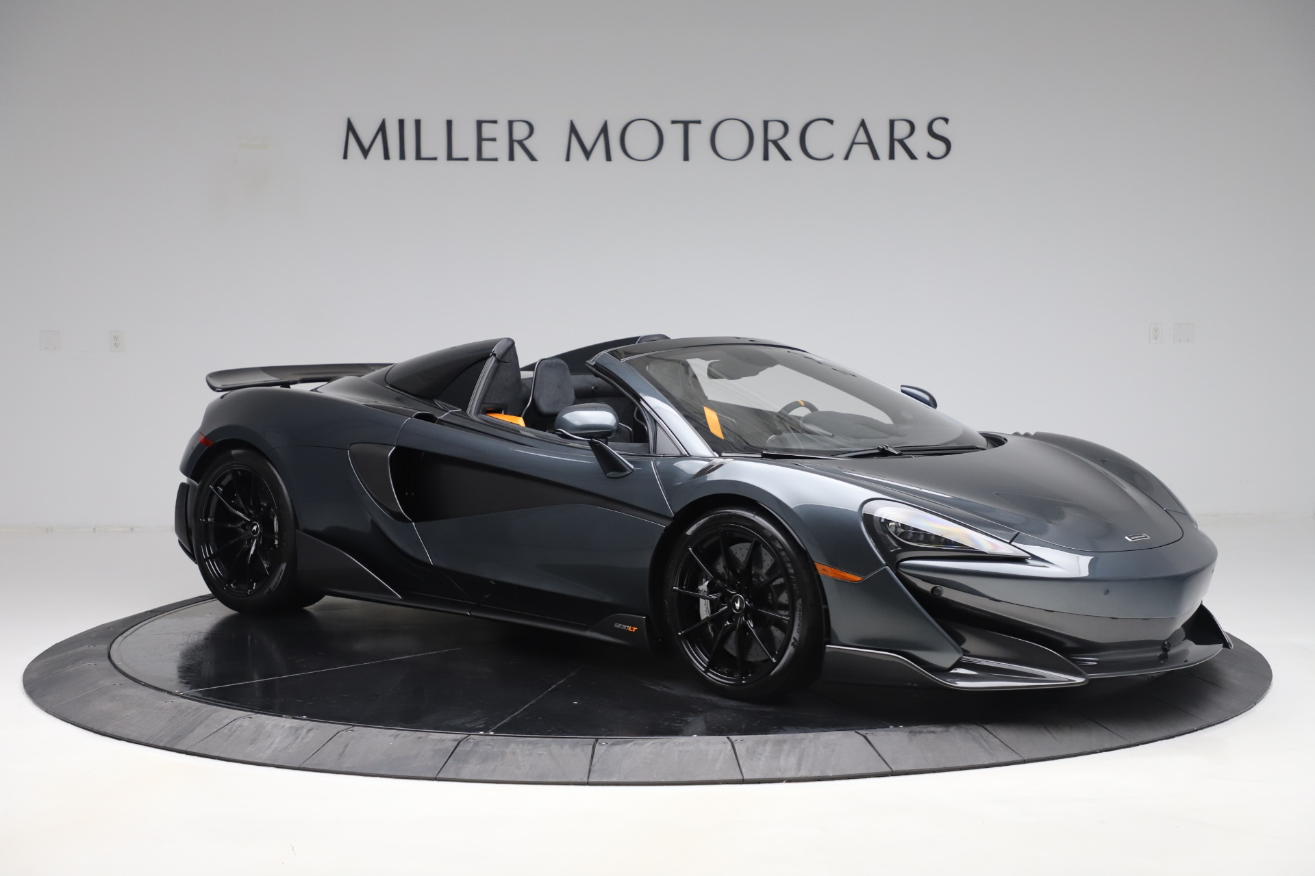 New 2020 McLaren 600LT Spider  For Sale In Westport, CT 3552_p9