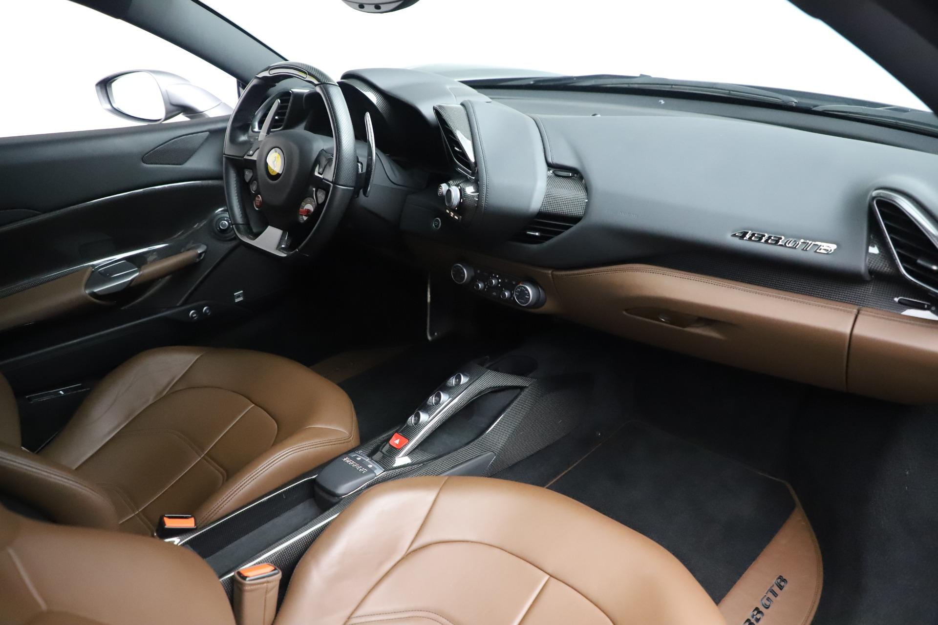Used 2016 Ferrari 488 GTB  For Sale In Westport, CT 3554_p17