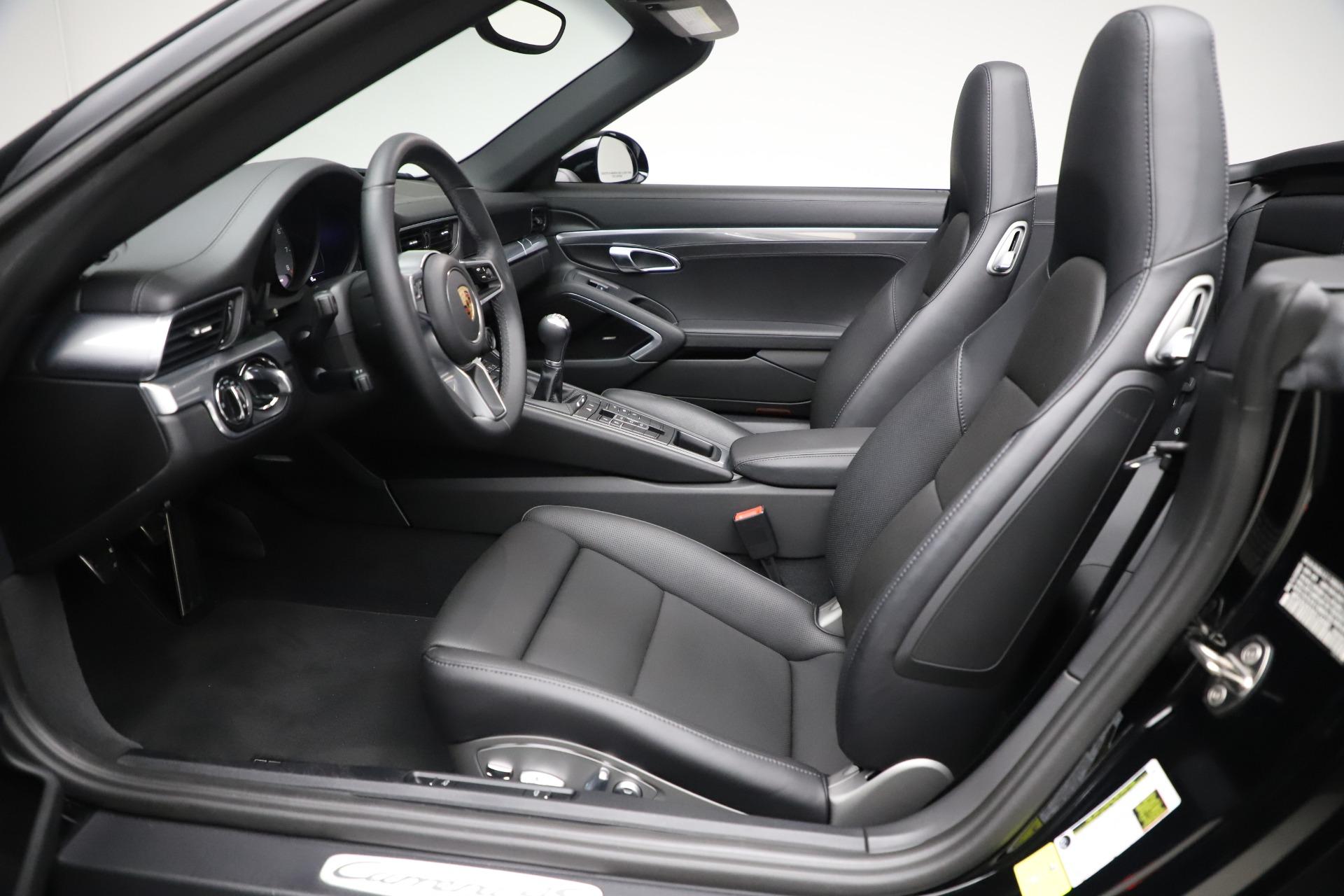 Used 2017 Porsche 911 Carrera 4S For Sale In Westport, CT 3562_p19