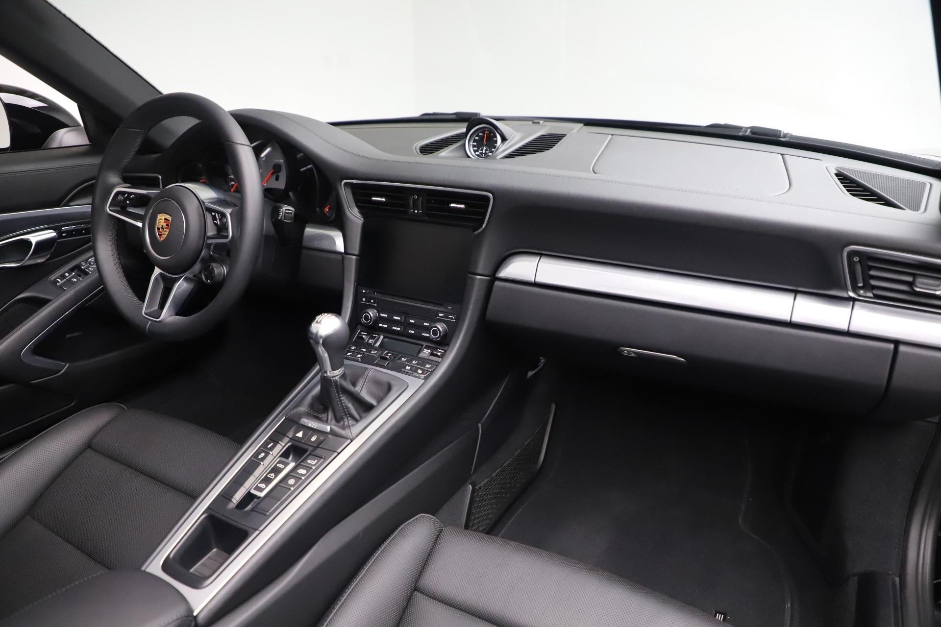 Used 2017 Porsche 911 Carrera 4S For Sale In Westport, CT 3562_p24