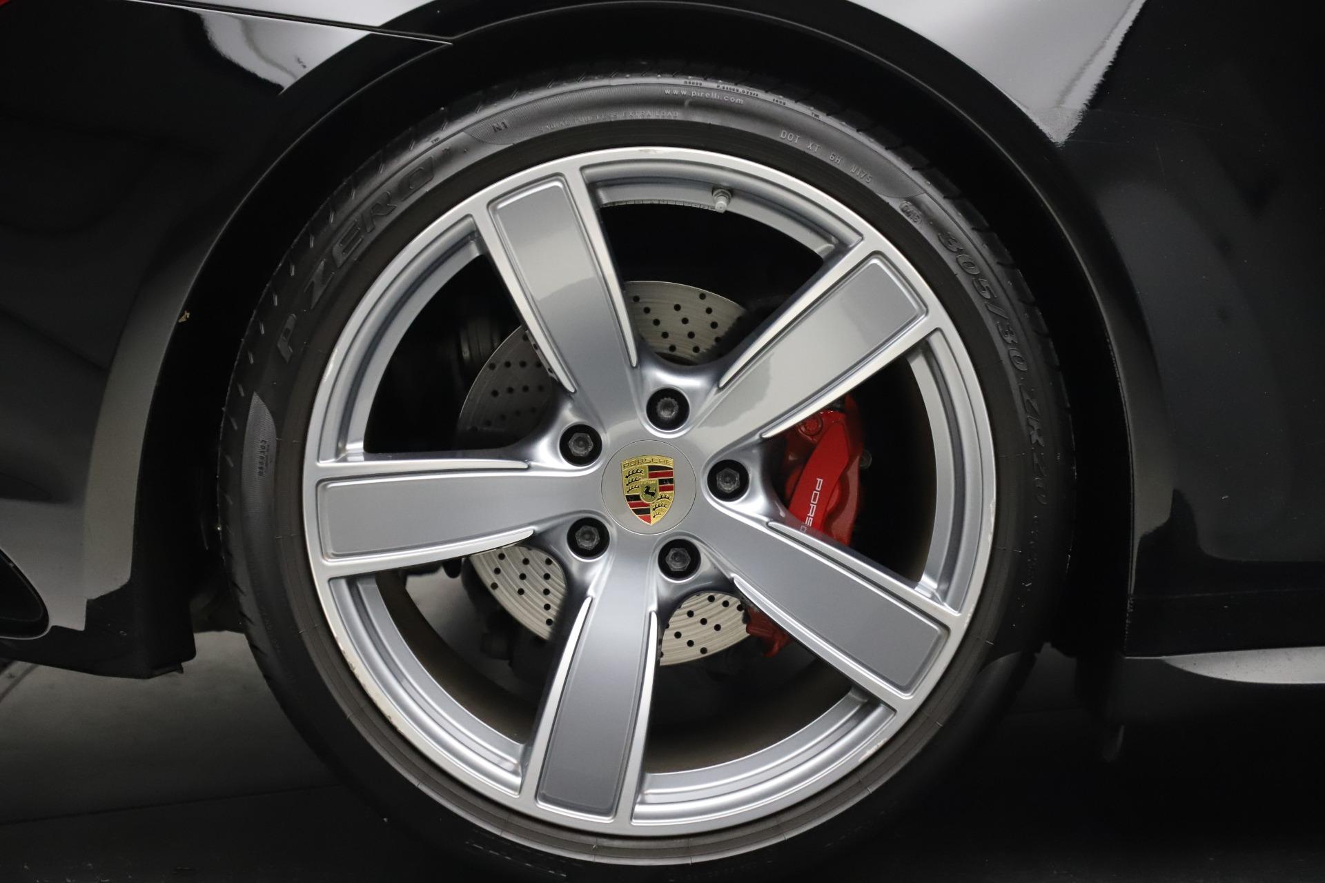 Used 2017 Porsche 911 Carrera 4S For Sale In Westport, CT 3562_p30