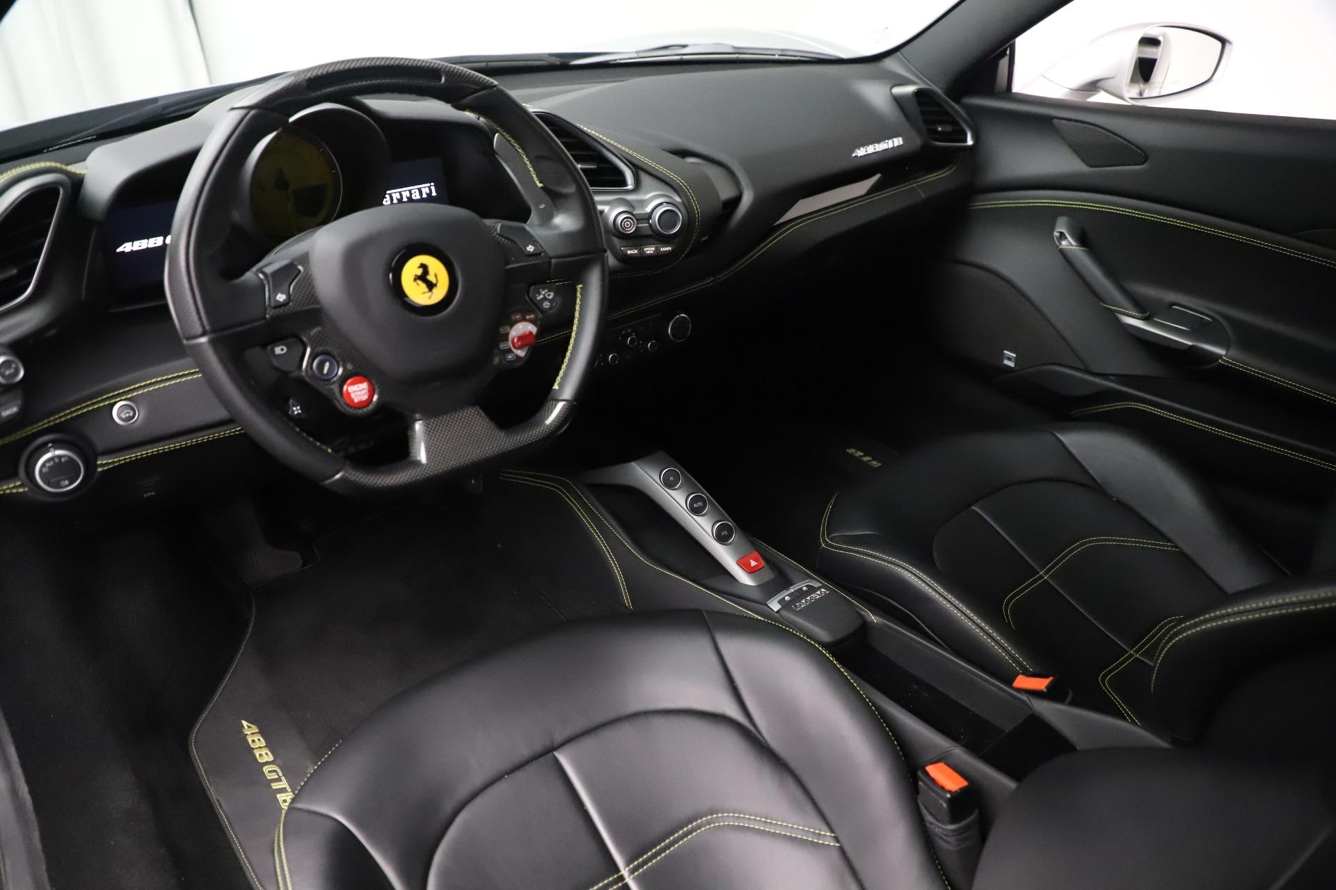 Used 2016 Ferrari 488 GTB  For Sale In Westport, CT 3564_p13