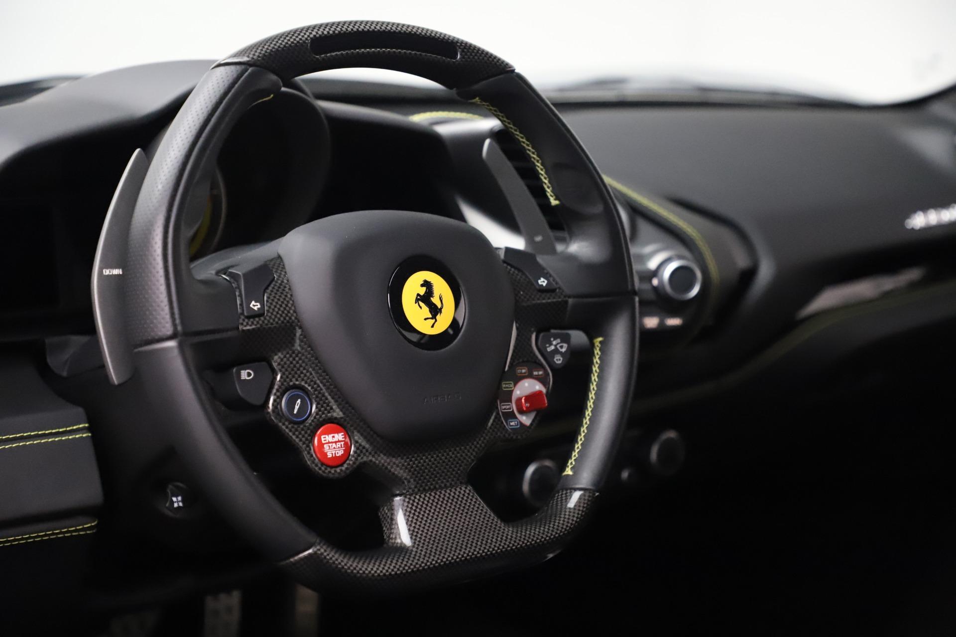 Used 2016 Ferrari 488 GTB  For Sale In Westport, CT 3564_p21