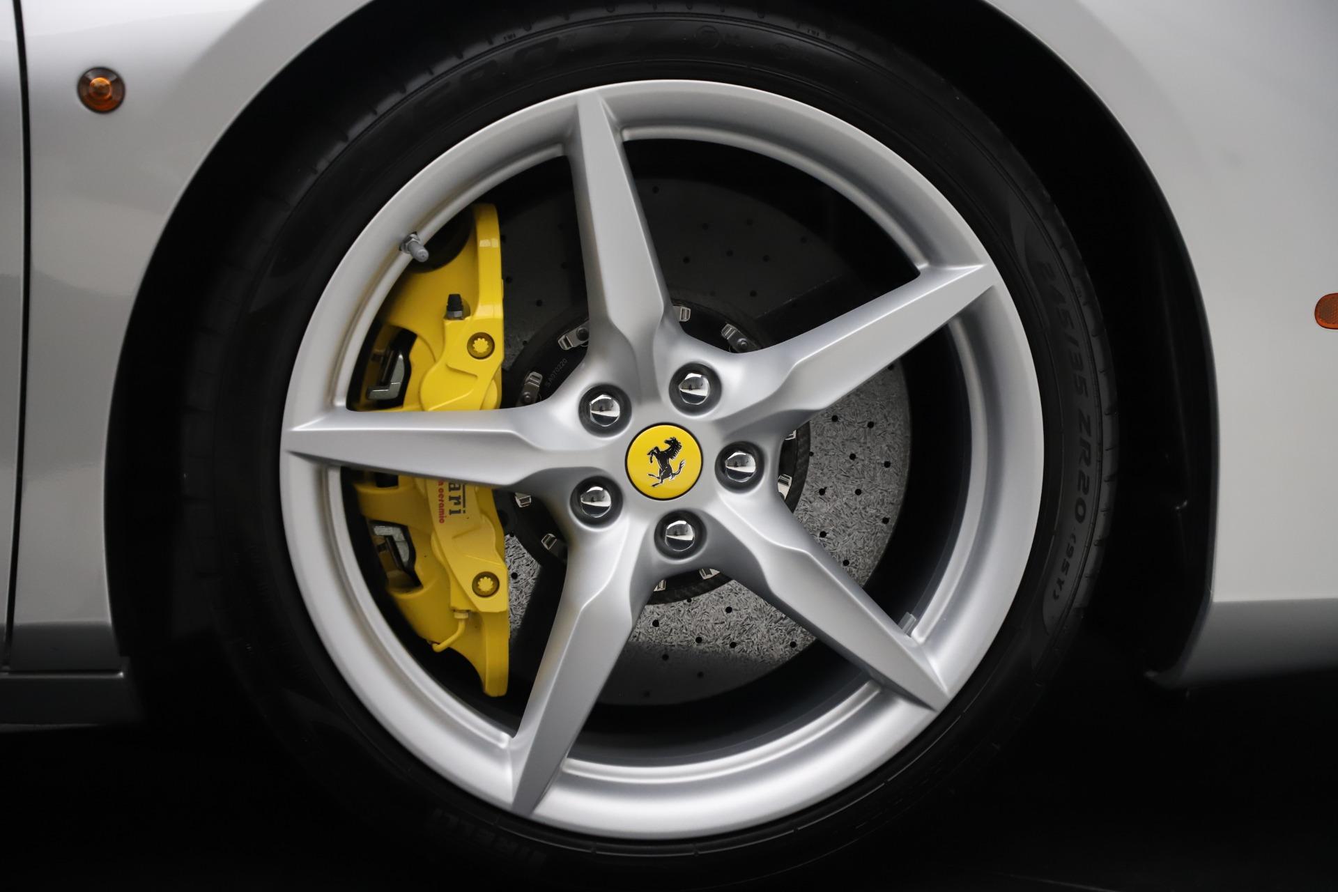 Used 2016 Ferrari 488 GTB  For Sale In Westport, CT 3564_p25
