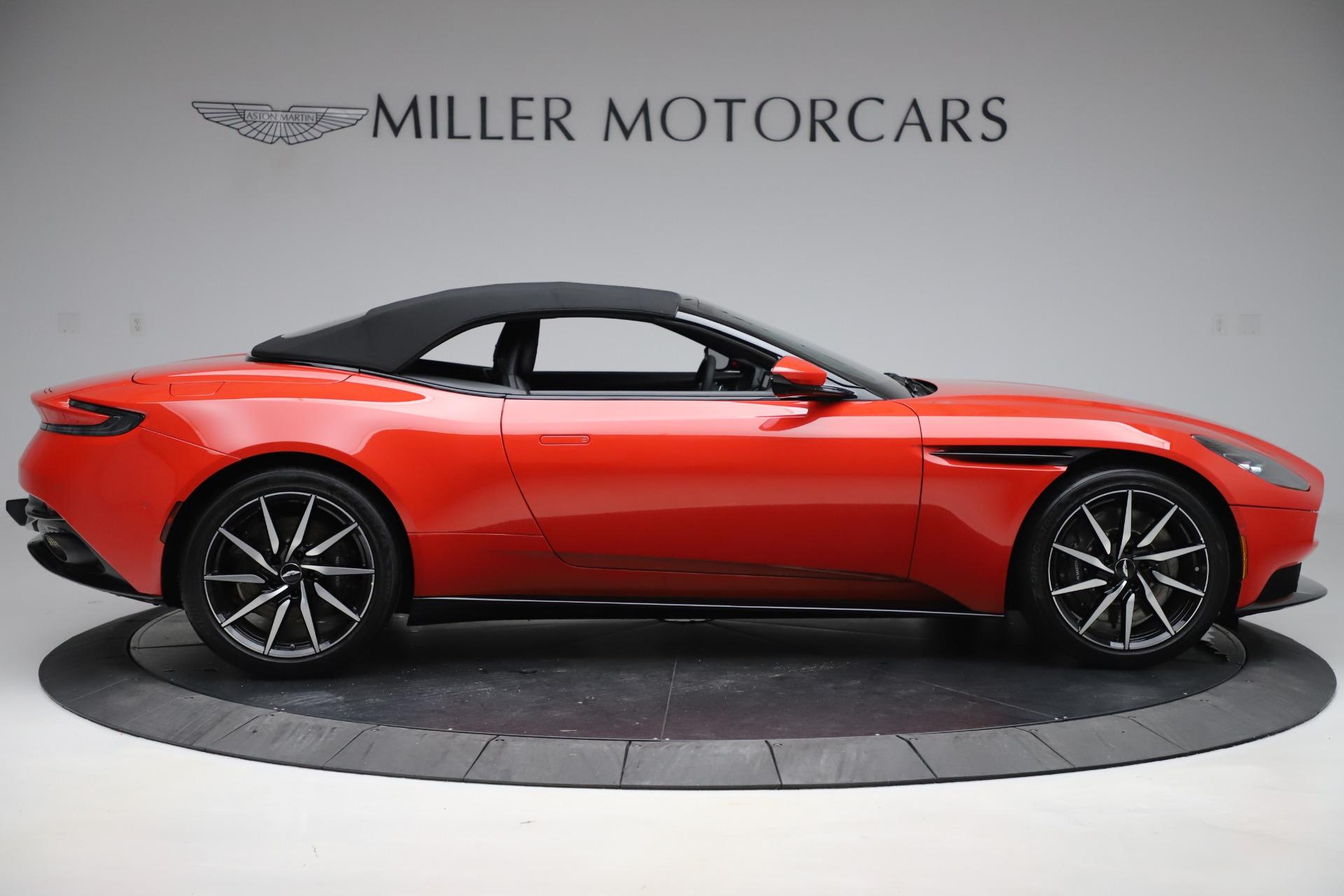 New 2020 Aston Martin DB11 Volante Convertible For Sale In Westport, CT 3565_p14