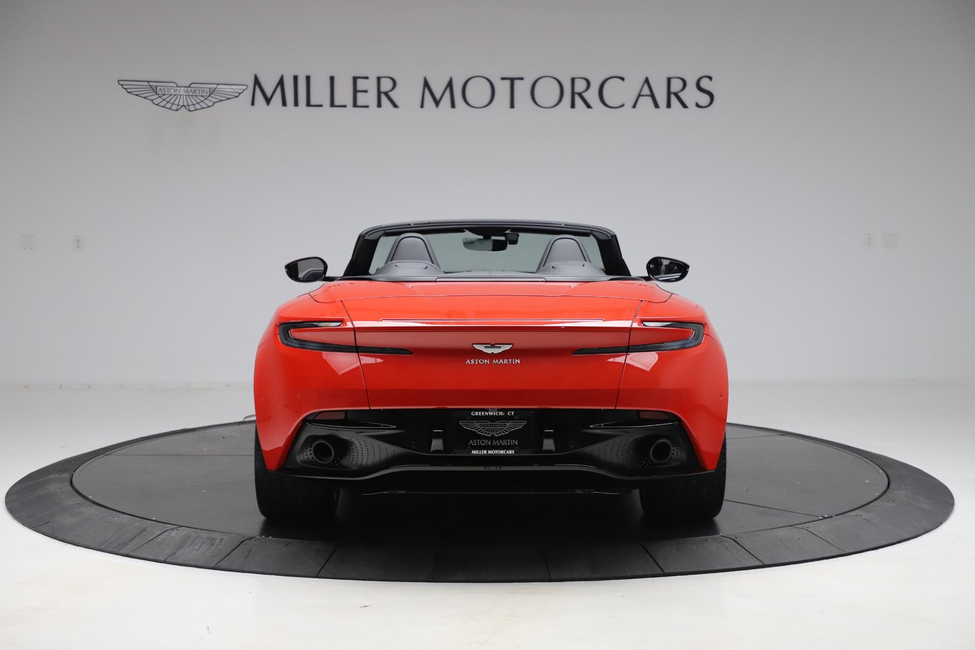 New 2020 Aston Martin DB11 Volante Convertible For Sale In Westport, CT 3565_p5