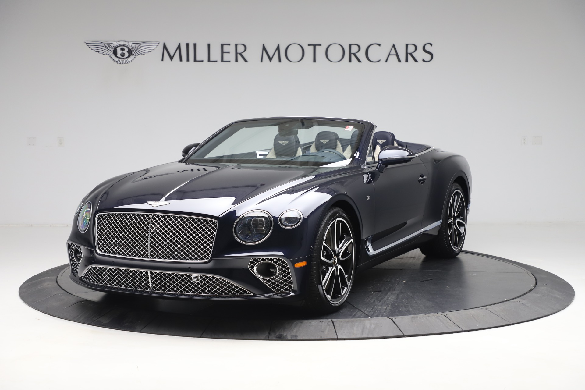 New 2020 Bentley Continental GTC V8 For Sale In Westport, CT 3566_main