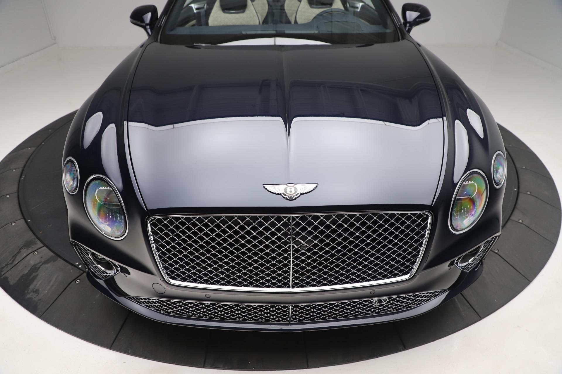 New 2020 Bentley Continental GTC V8 For Sale In Westport, CT 3566_p13