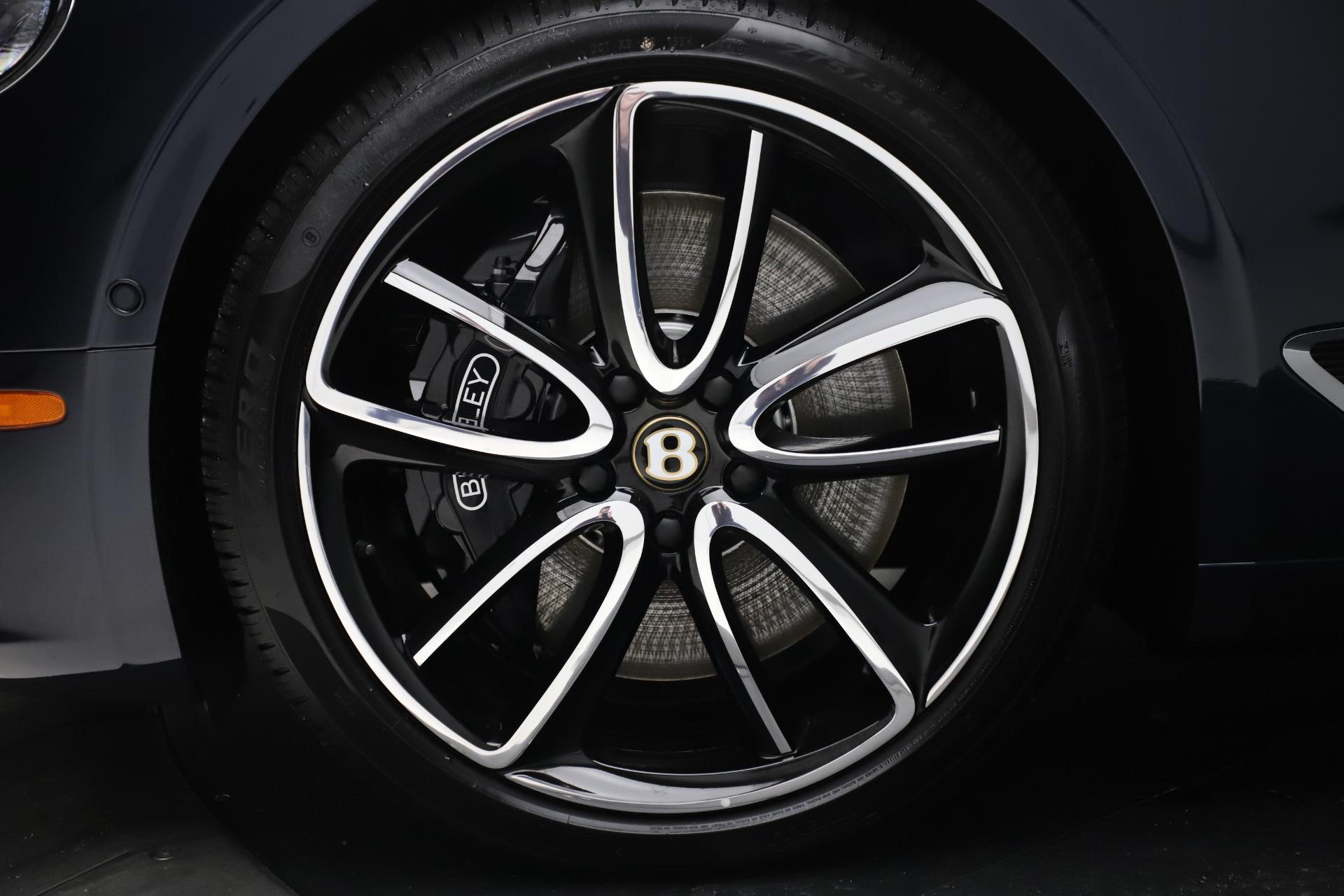 New 2020 Bentley Continental GTC V8 For Sale In Westport, CT 3566_p15