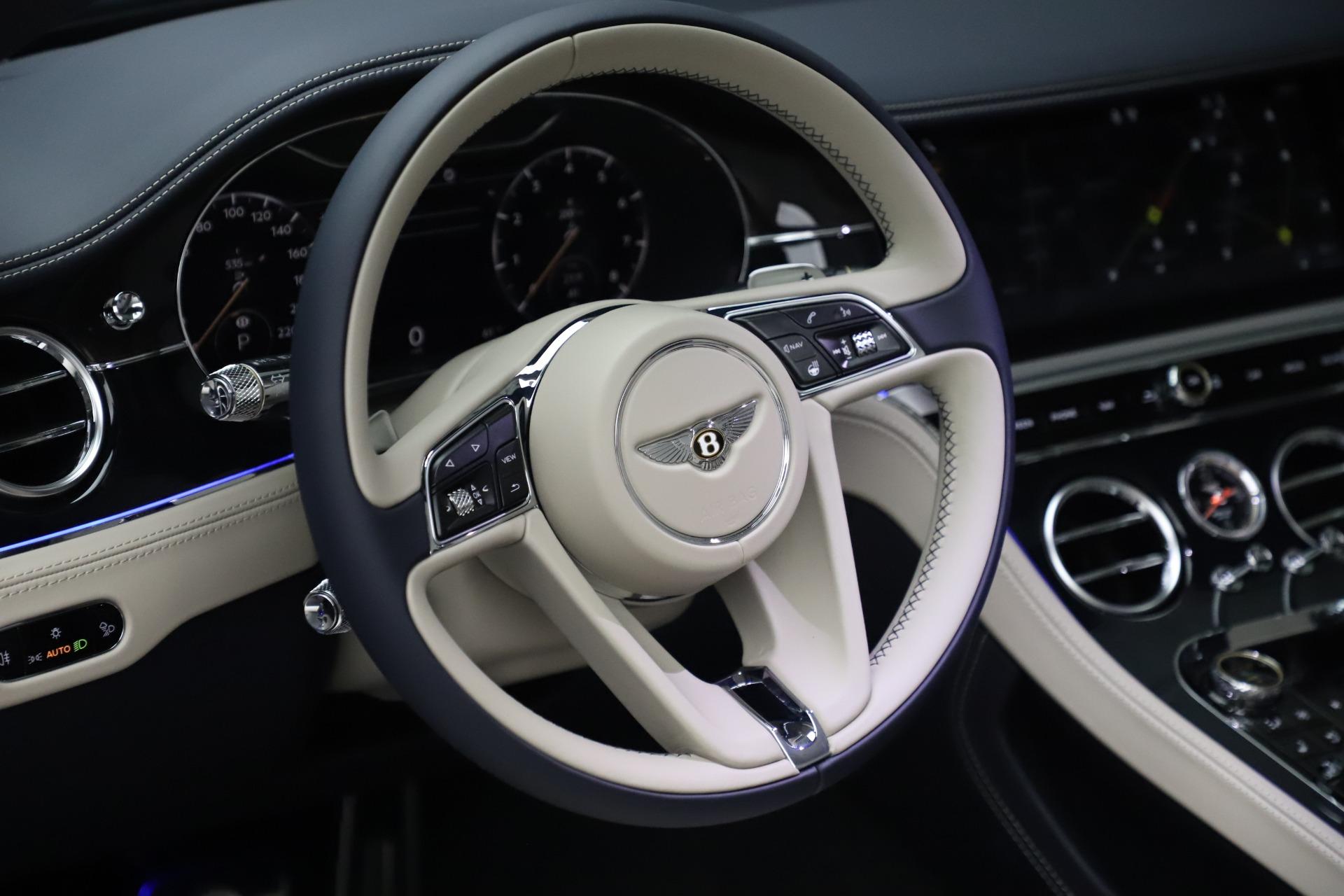 New 2020 Bentley Continental GTC V8 For Sale In Westport, CT 3566_p20