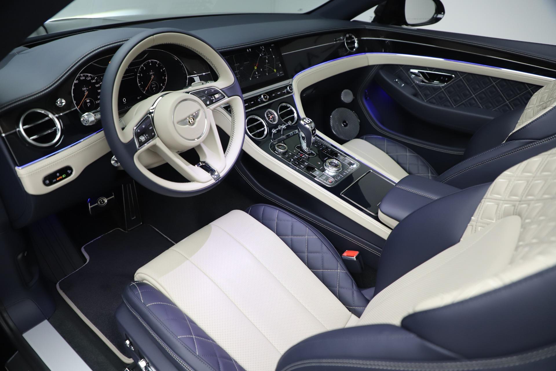 New 2020 Bentley Continental GTC V8 For Sale In Westport, CT 3566_p21