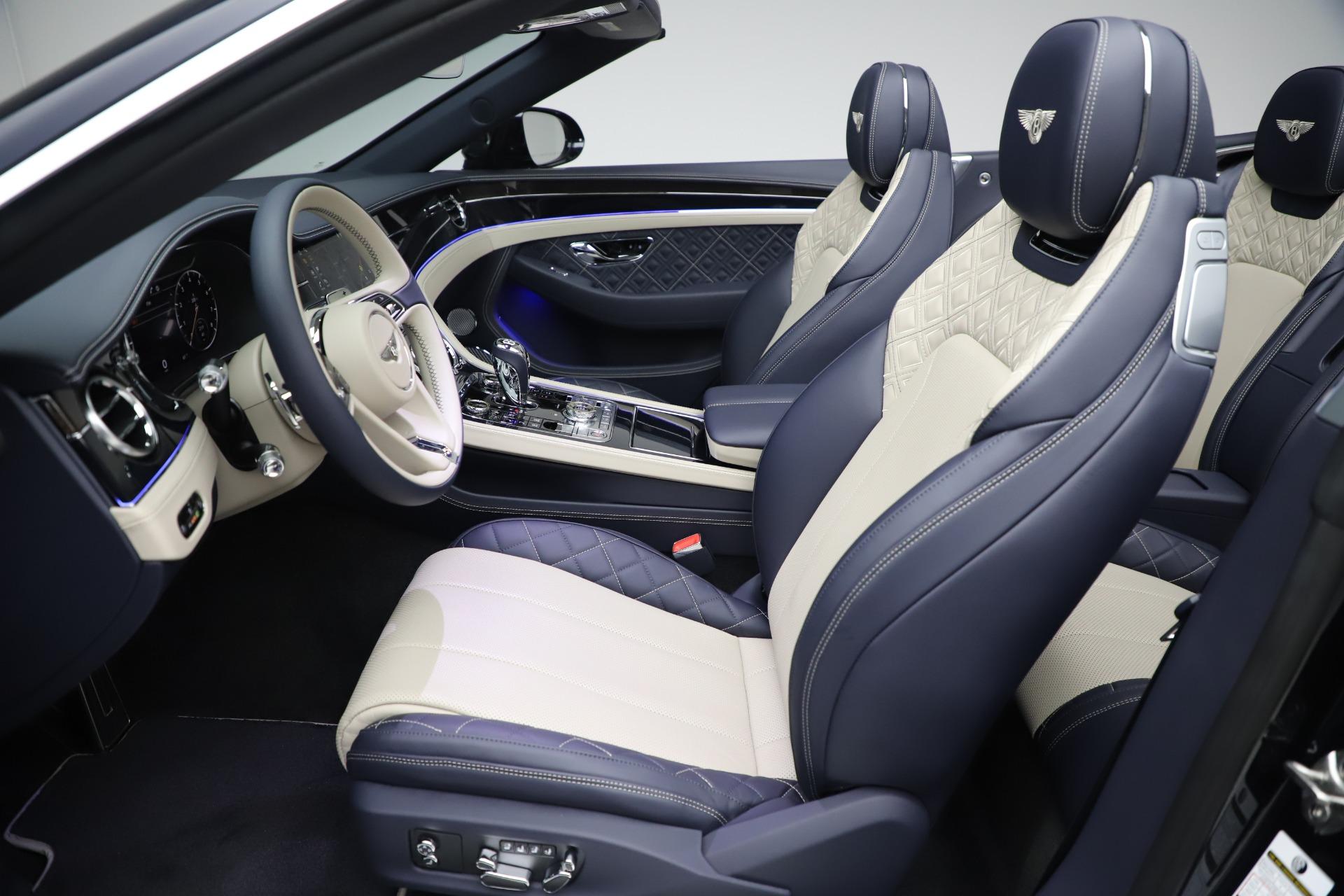 New 2020 Bentley Continental GTC V8 For Sale In Westport, CT 3566_p22