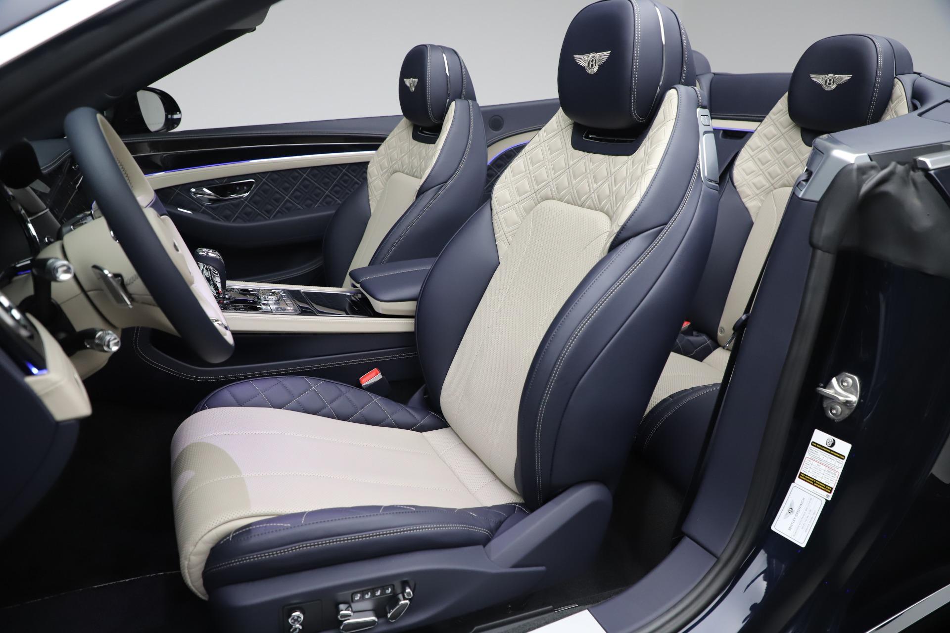 New 2020 Bentley Continental GTC V8 For Sale In Westport, CT 3566_p23