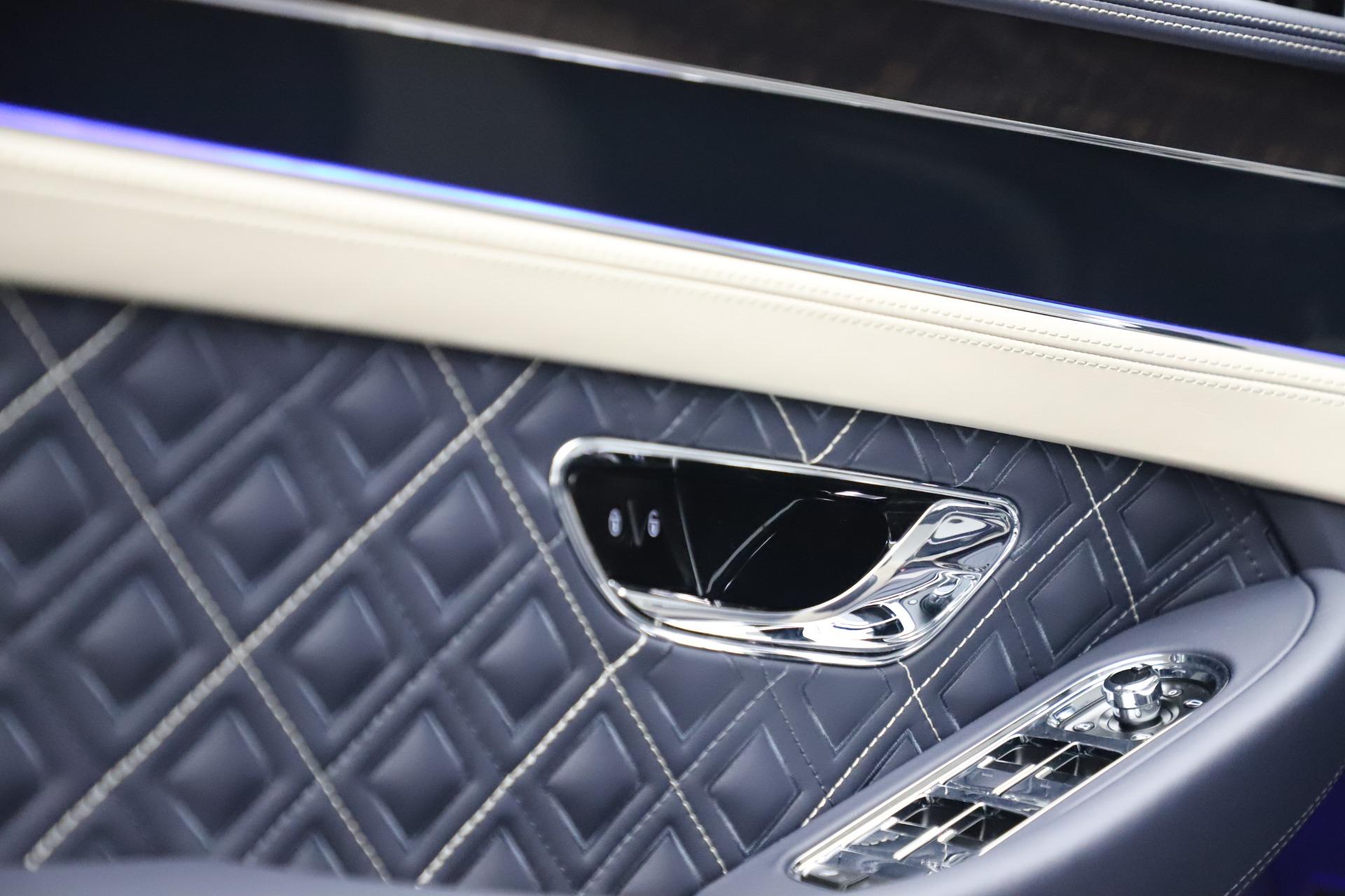 New 2020 Bentley Continental GTC V8 For Sale In Westport, CT 3566_p26
