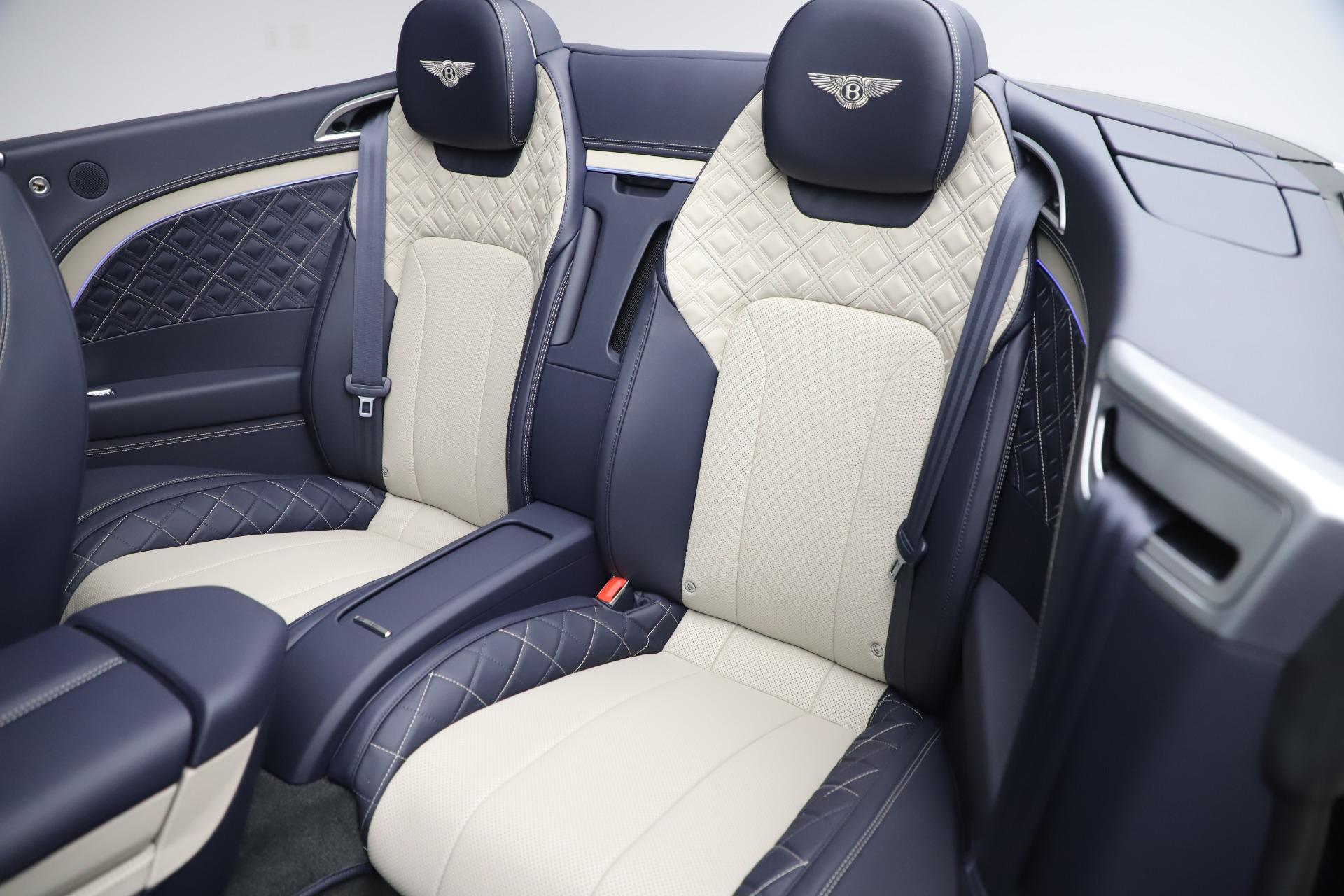 New 2020 Bentley Continental GTC V8 For Sale In Westport, CT 3566_p27