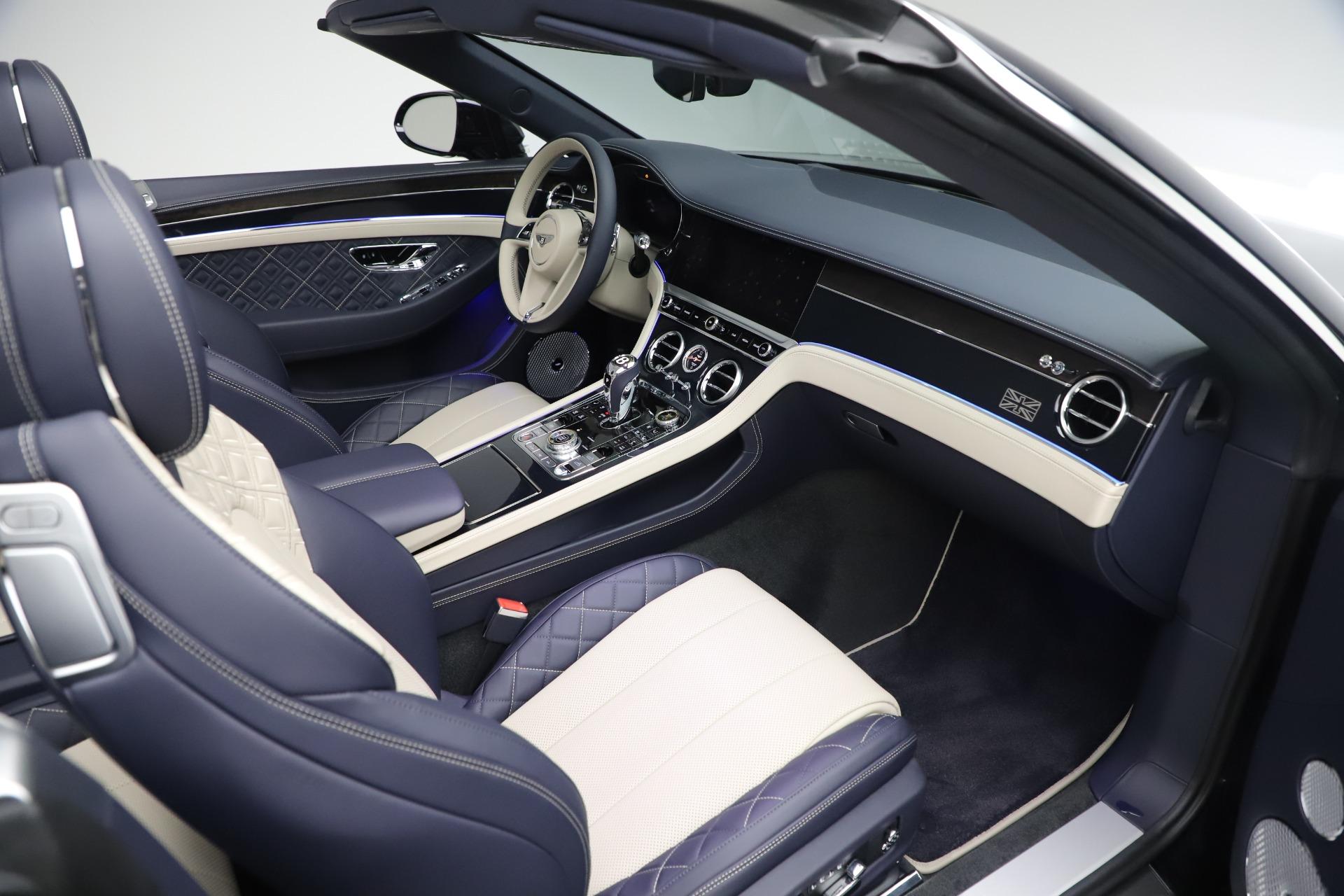 New 2020 Bentley Continental GTC V8 For Sale In Westport, CT 3566_p29