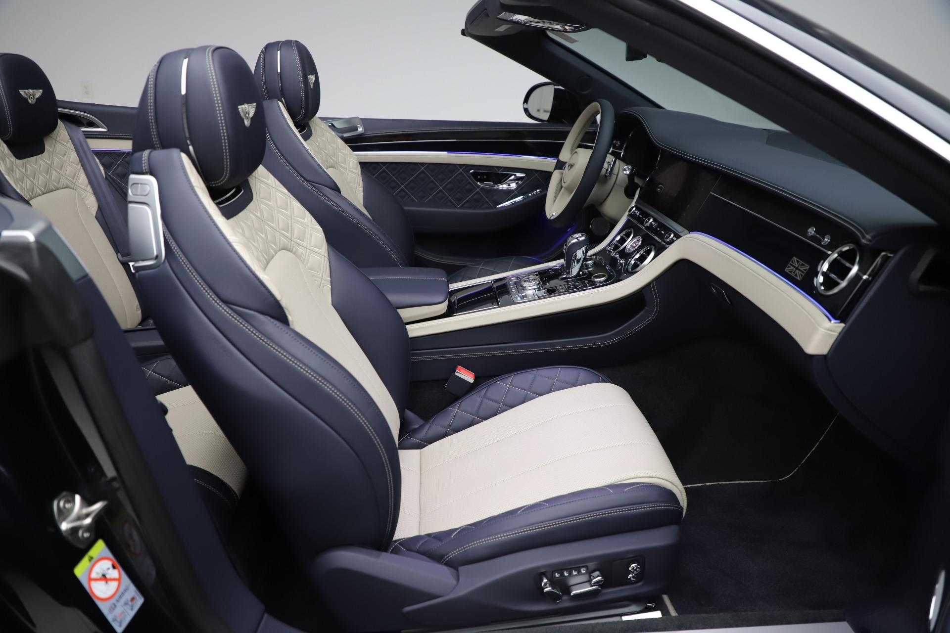 New 2020 Bentley Continental GTC V8 For Sale In Westport, CT 3566_p30